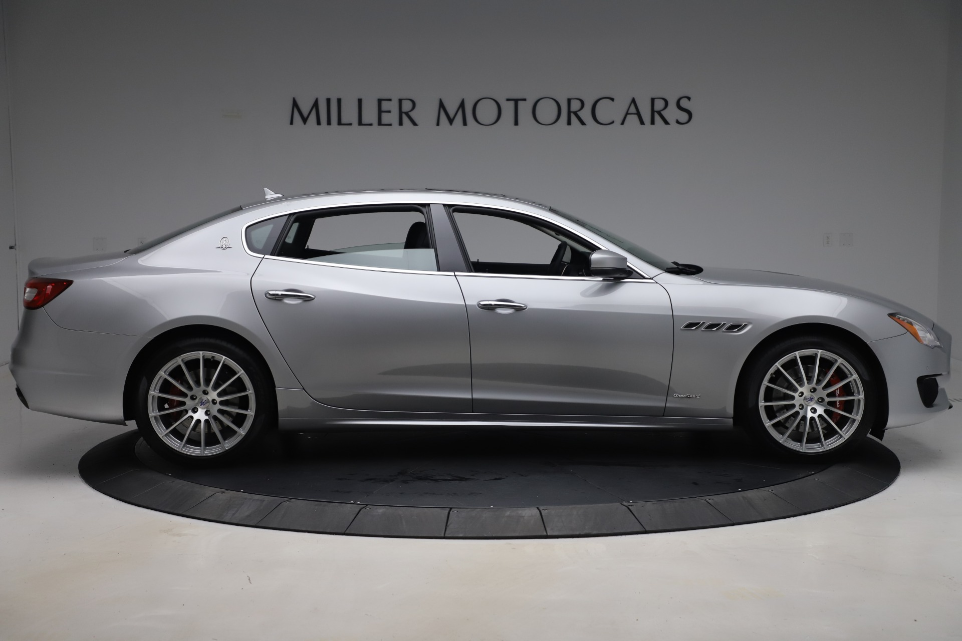New 2017 Maserati Quattroporte S Q4 GranSport For Sale In Greenwich, CT 693_p9
