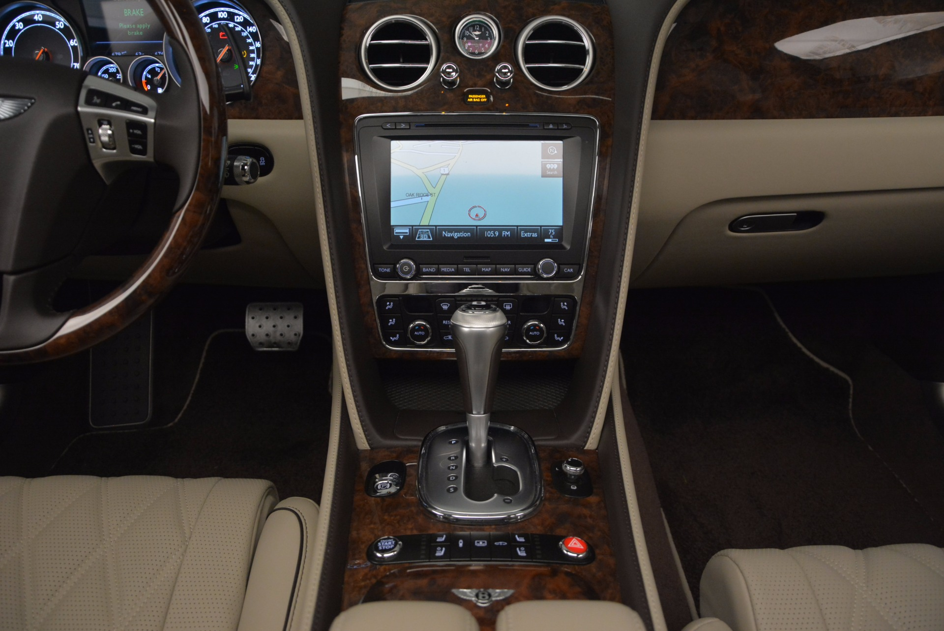 Used 2015 Bentley Flying Spur W12  For Sale In Greenwich, CT 694_p36