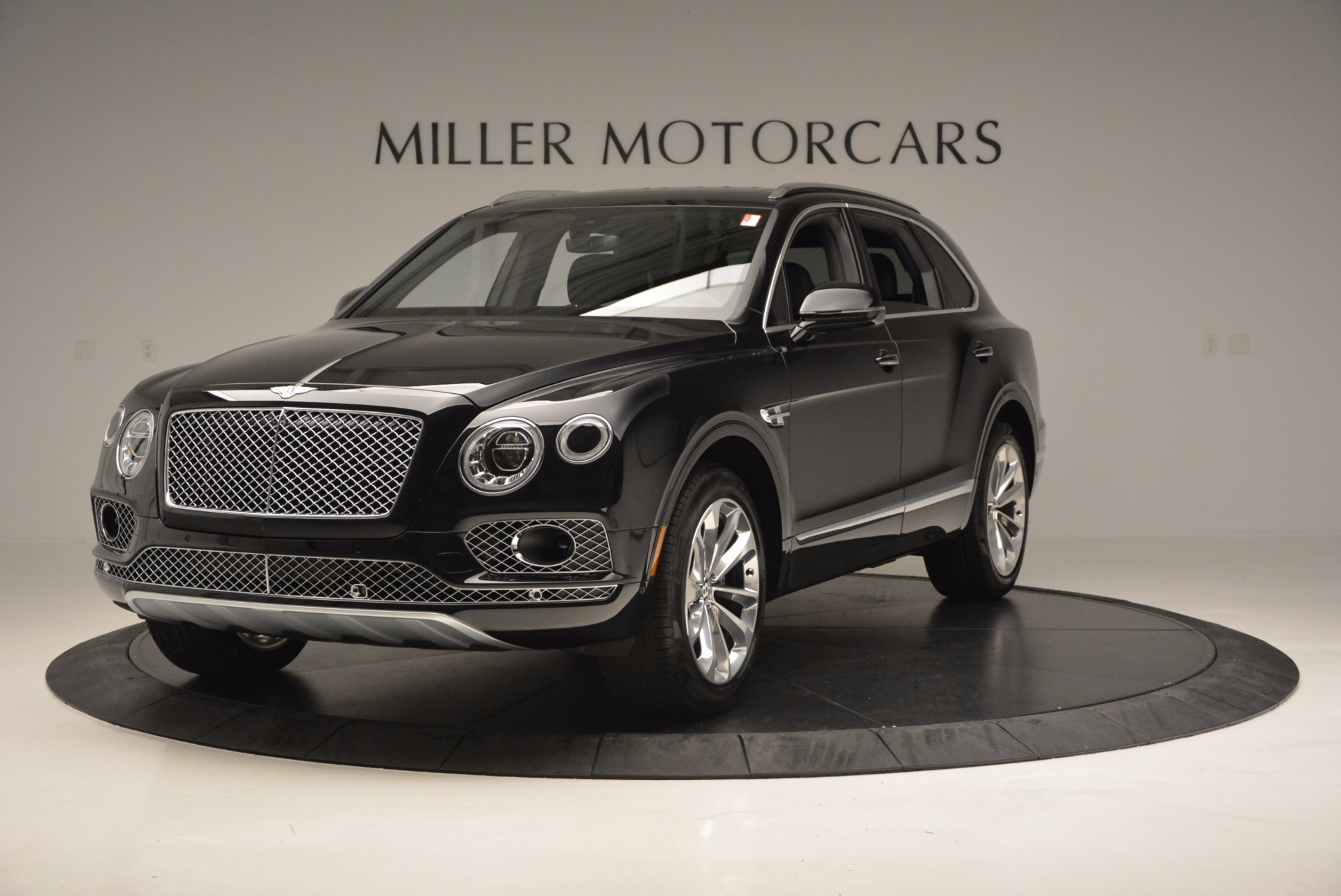 Used 2017 Bentley Bentayga W12 For Sale In Greenwich, CT 696_main