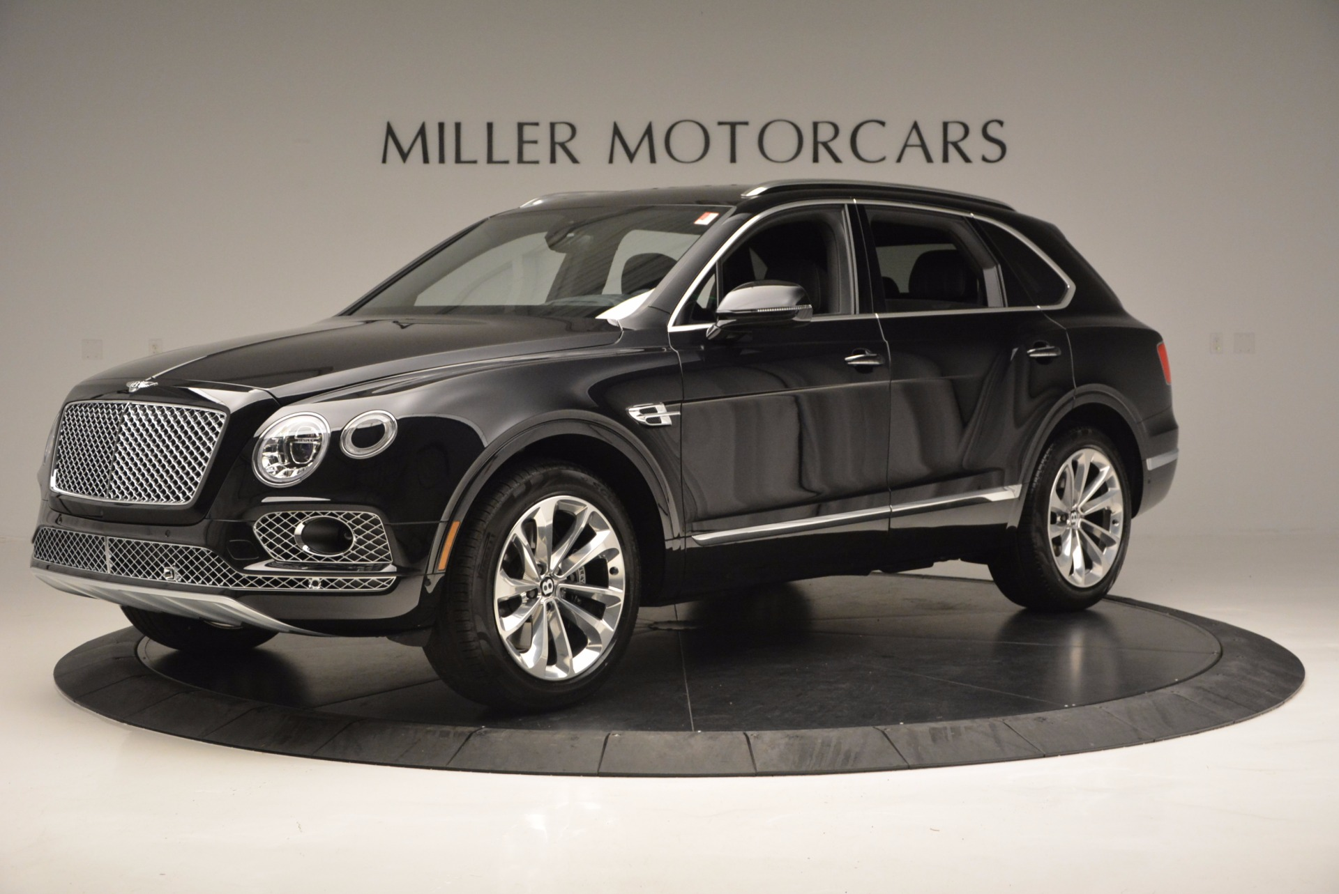 Used 2017 Bentley Bentayga W12 For Sale In Greenwich, CT 696_p2