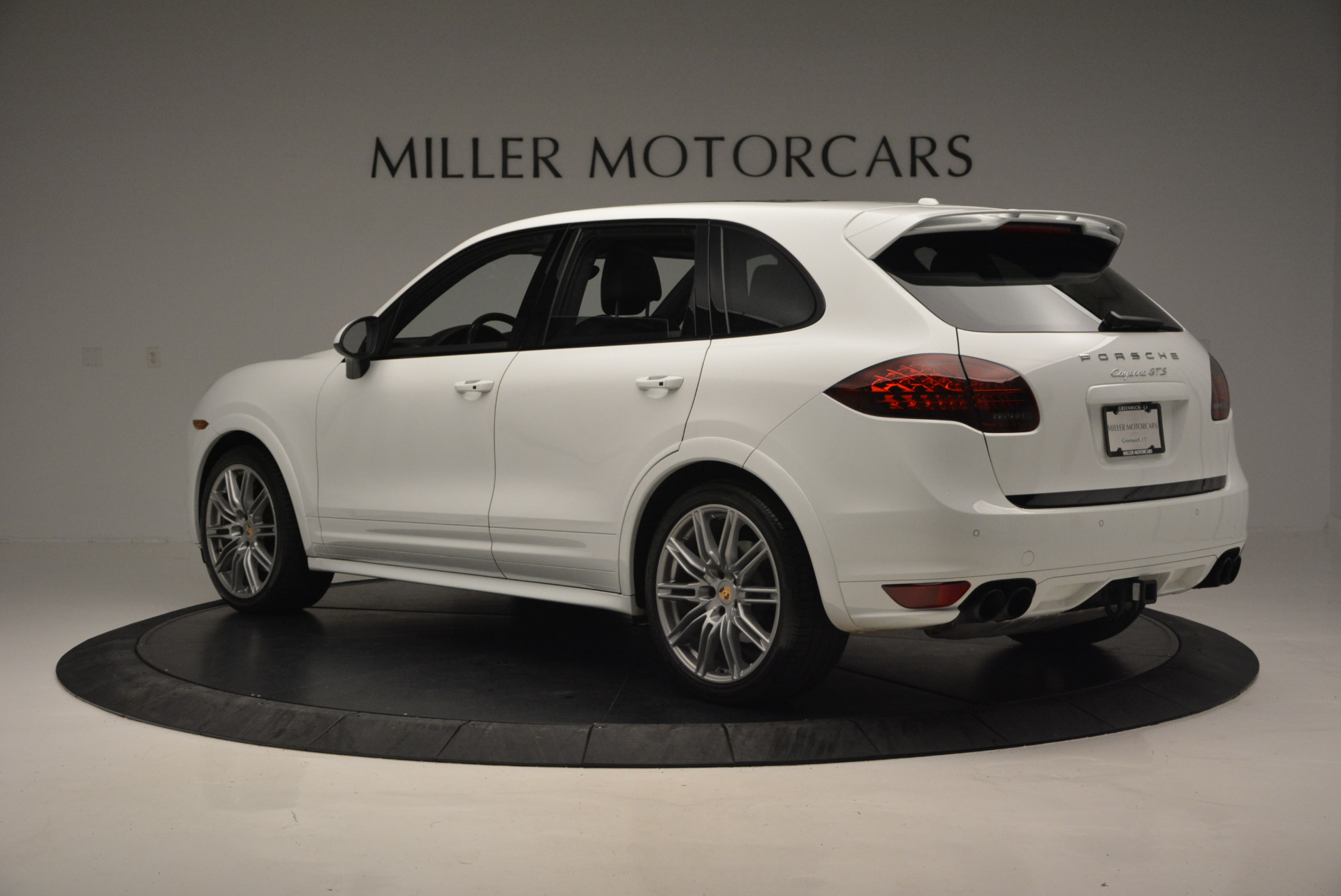 Used 2014 Porsche Cayenne GTS For Sale In Greenwich, CT 697_p4