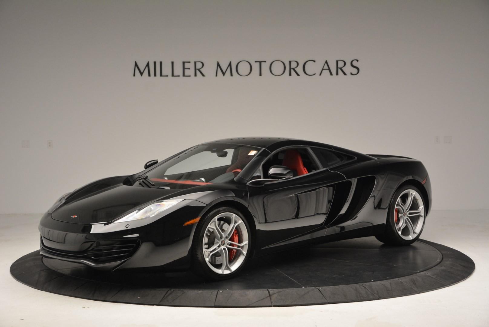 Used 2012 McLaren MP4-12C Coupe For Sale In Greenwich, CT 70_main