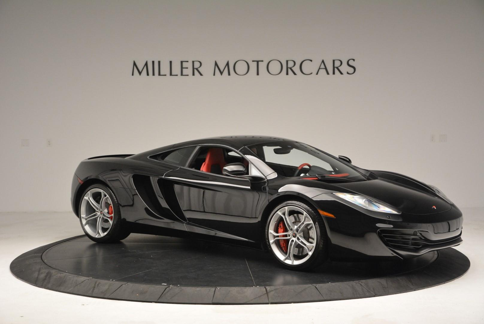 Used 2012 McLaren MP4-12C Coupe For Sale In Greenwich, CT 70_p10