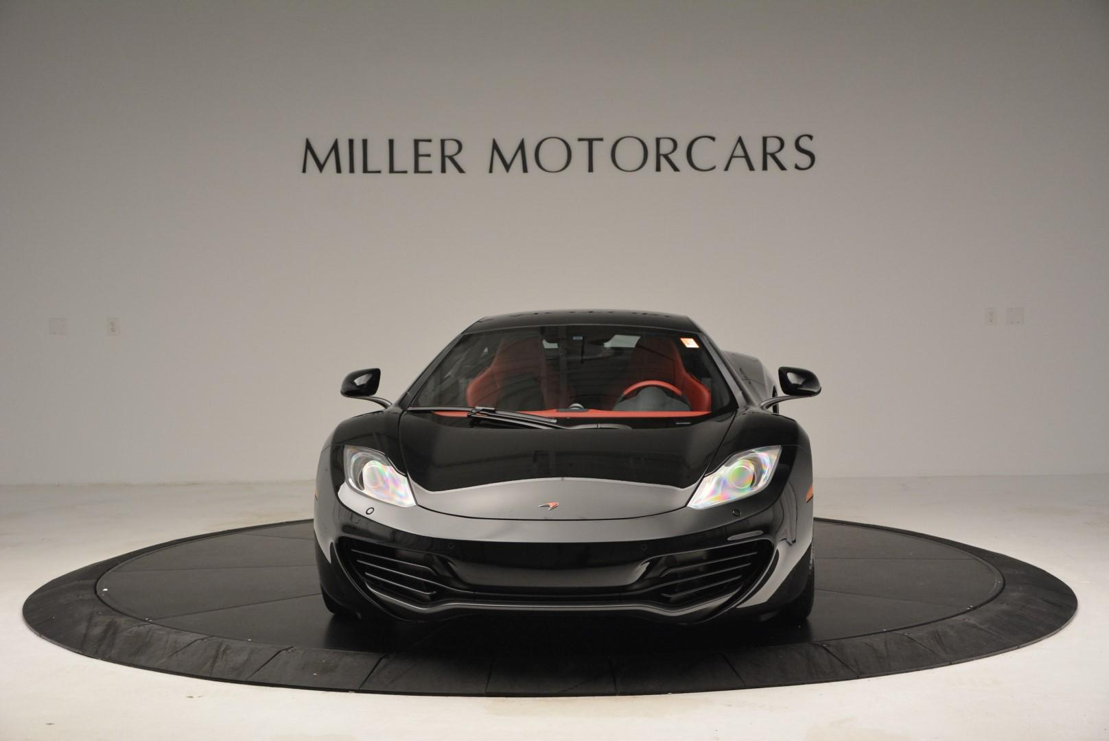 Used 2012 McLaren MP4-12C Coupe For Sale In Greenwich, CT 70_p12