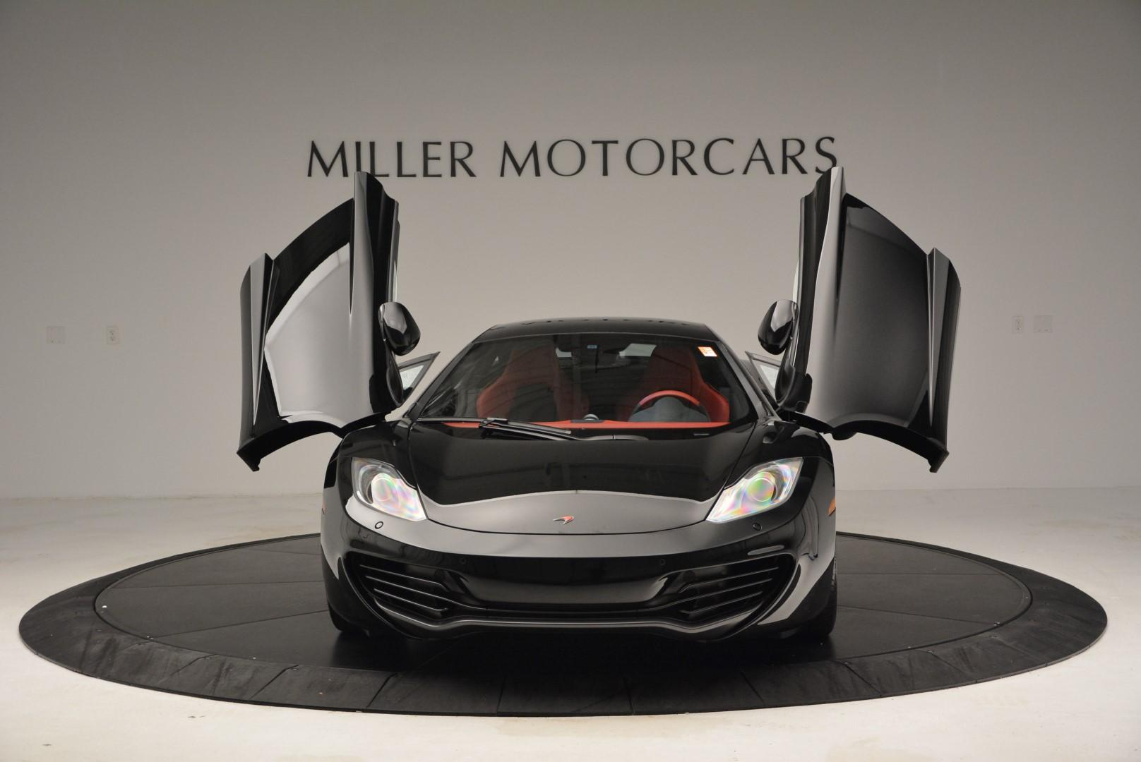 Used 2012 McLaren MP4-12C Coupe For Sale In Greenwich, CT 70_p13