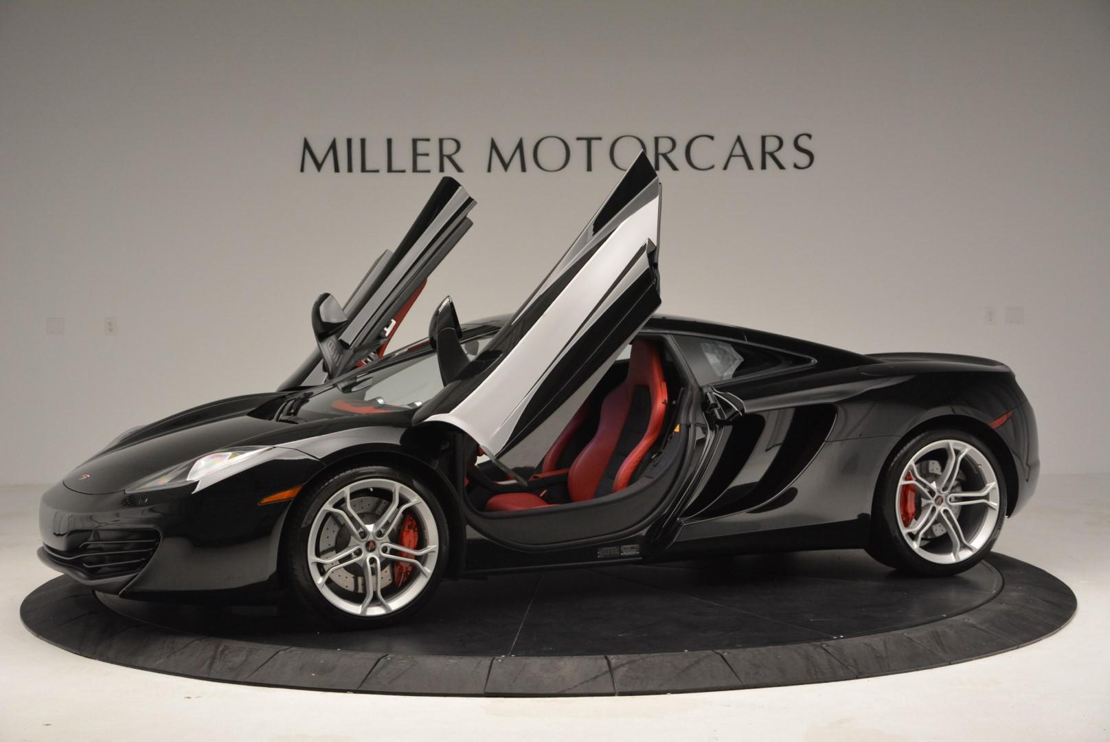 Used 2012 McLaren MP4-12C Coupe For Sale In Greenwich, CT 70_p14