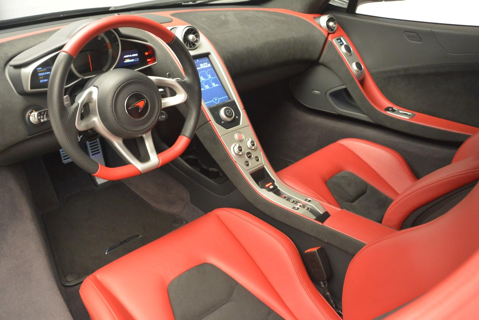 Used 2012 McLaren MP4-12C Coupe For Sale In Greenwich, CT 70_p15
