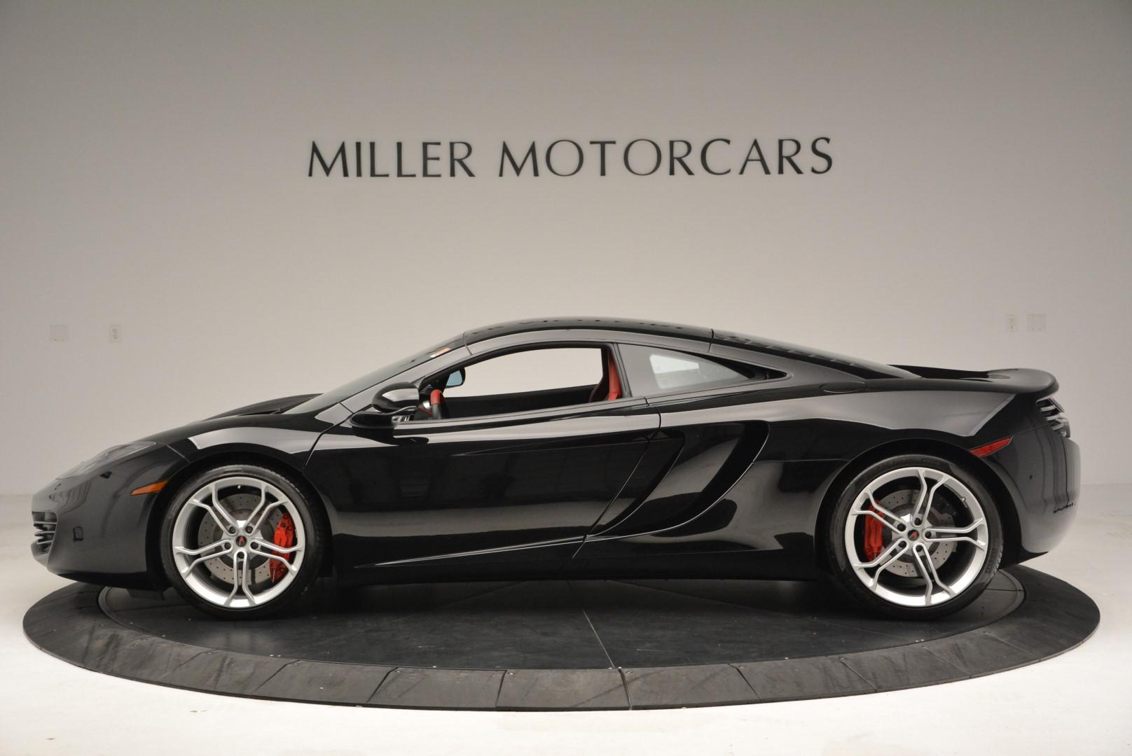 Used 2012 McLaren MP4-12C Coupe For Sale In Greenwich, CT 70_p3