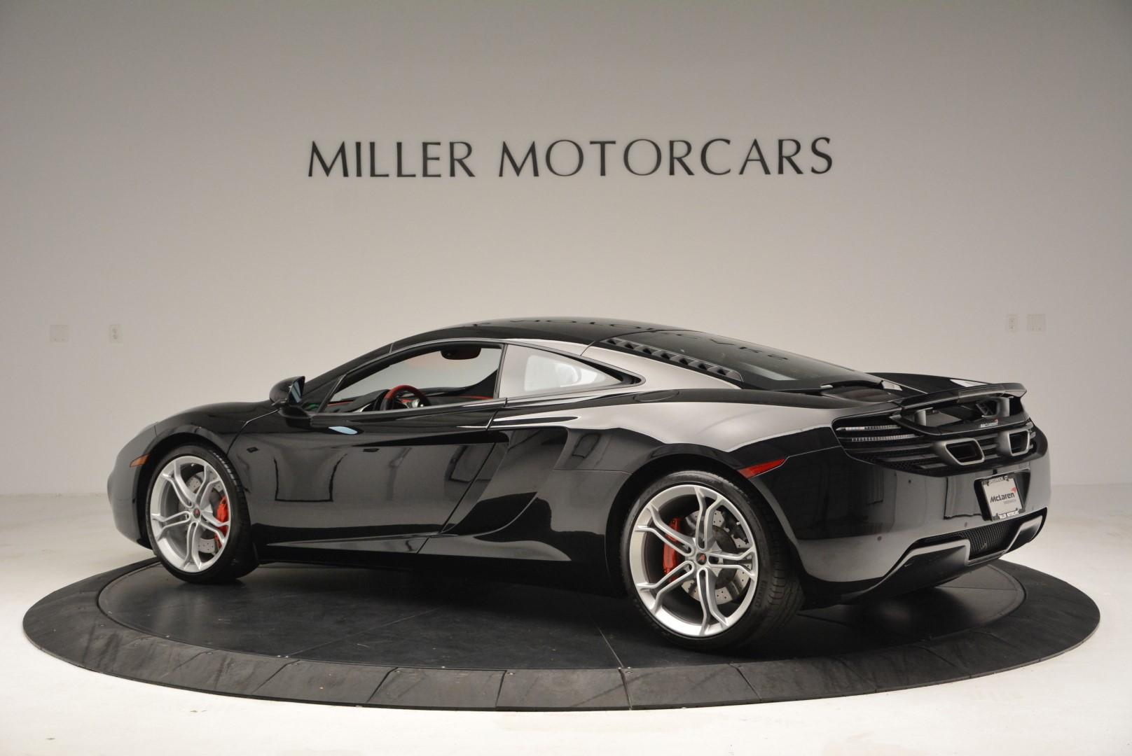 Used 2012 McLaren MP4-12C Coupe For Sale In Greenwich, CT 70_p4