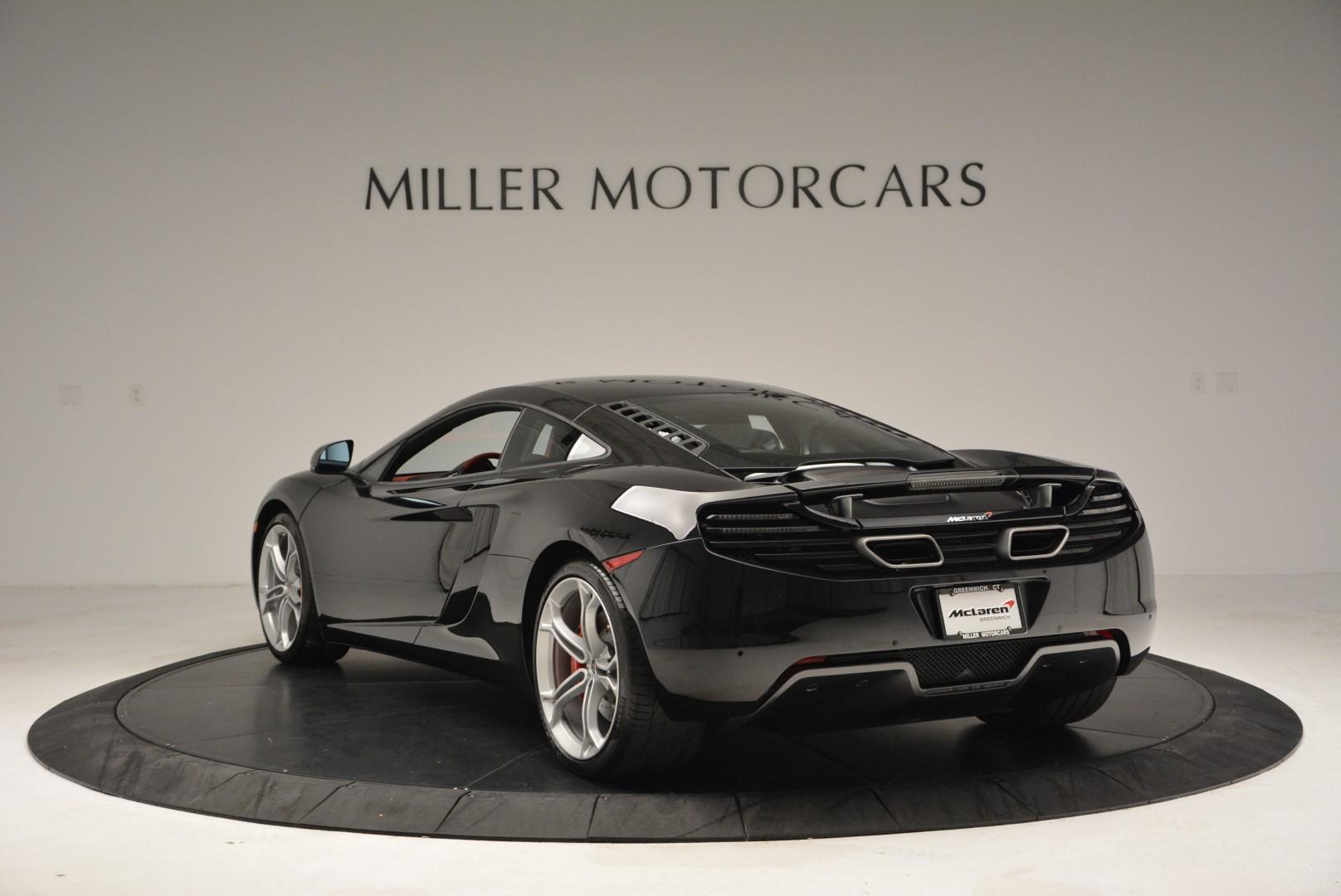 Used 2012 McLaren MP4-12C Coupe For Sale In Greenwich, CT 70_p5