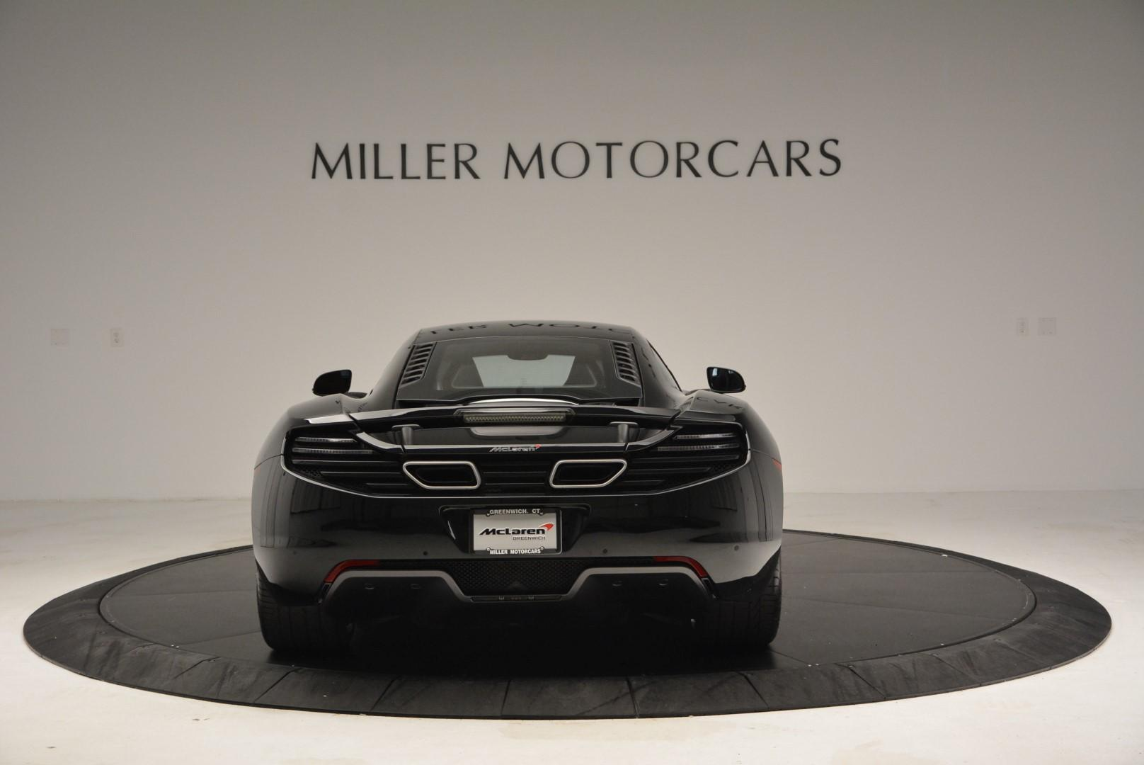 Used 2012 McLaren MP4-12C Coupe For Sale In Greenwich, CT 70_p6