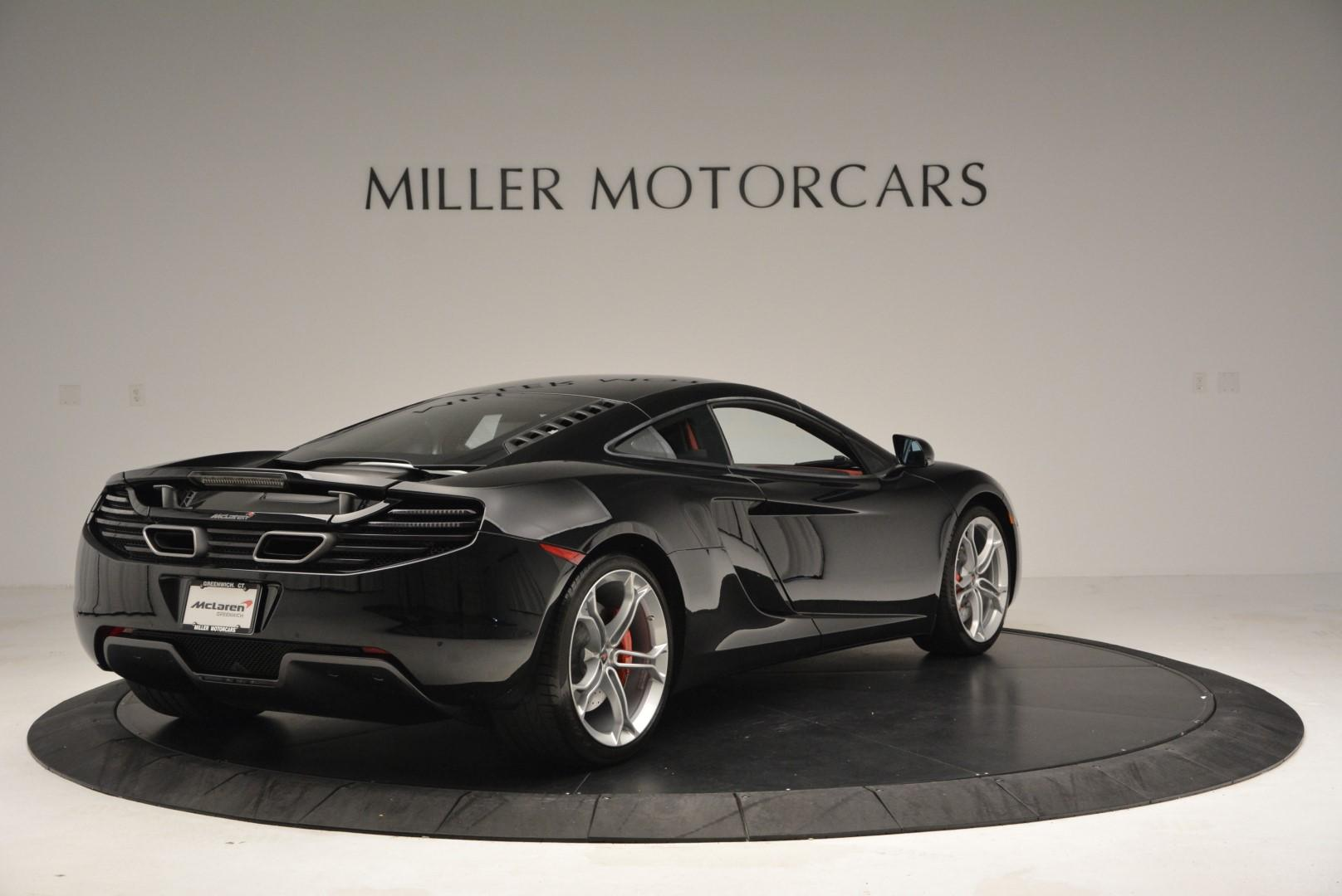 Used 2012 McLaren MP4-12C Coupe For Sale In Greenwich, CT 70_p7