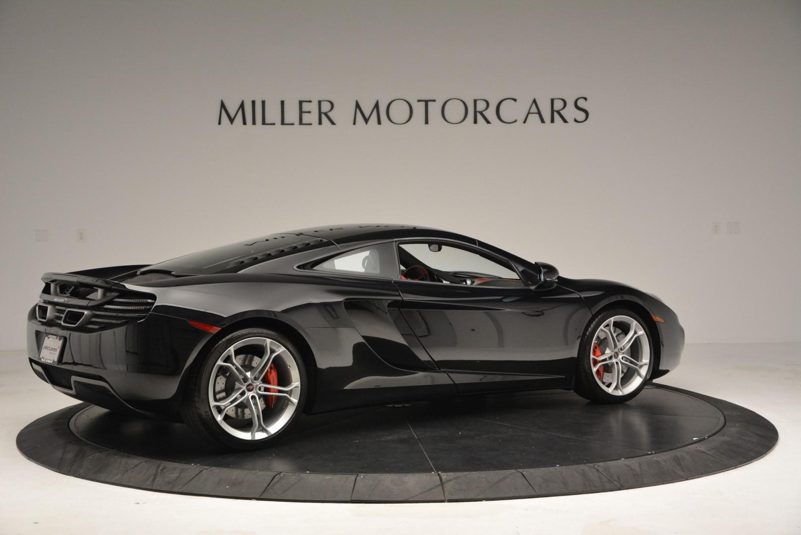Used 2012 McLaren MP4-12C Coupe For Sale In Greenwich, CT 70_p8