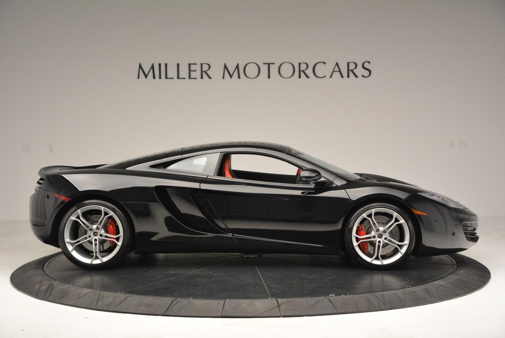 Used 2012 McLaren MP4-12C Coupe For Sale In Greenwich, CT 70_p9