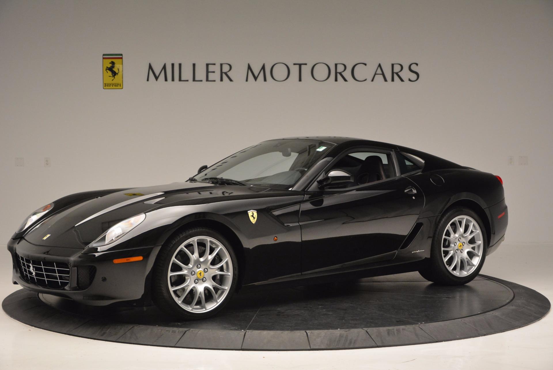 Used 2008 Ferrari 599 GTB Fiorano  For Sale In Greenwich, CT 700_p2