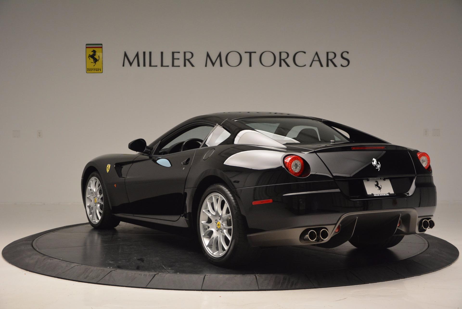Used 2008 Ferrari 599 GTB Fiorano  For Sale In Greenwich, CT 700_p5