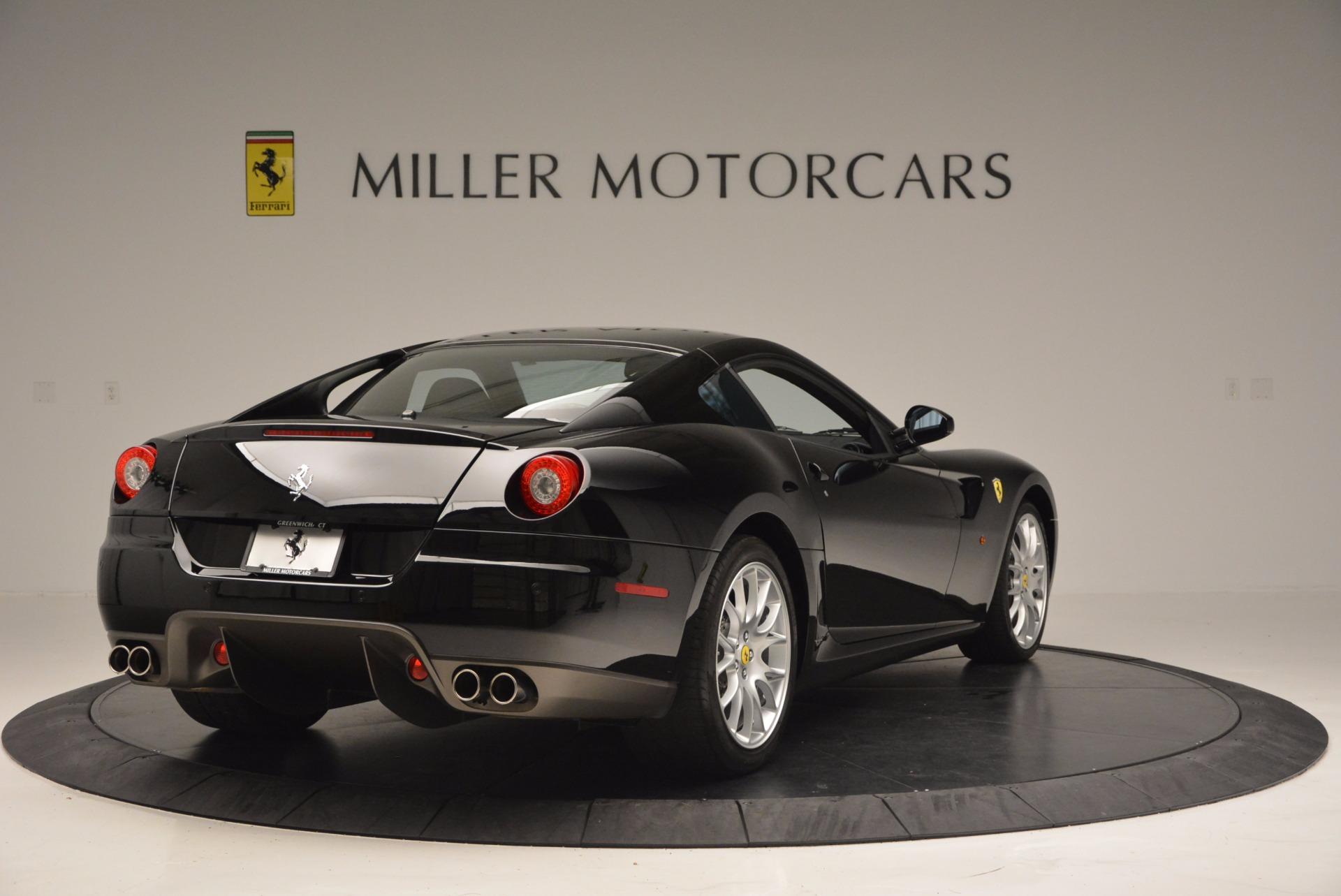 Used 2008 Ferrari 599 GTB Fiorano  For Sale In Greenwich, CT 700_p7
