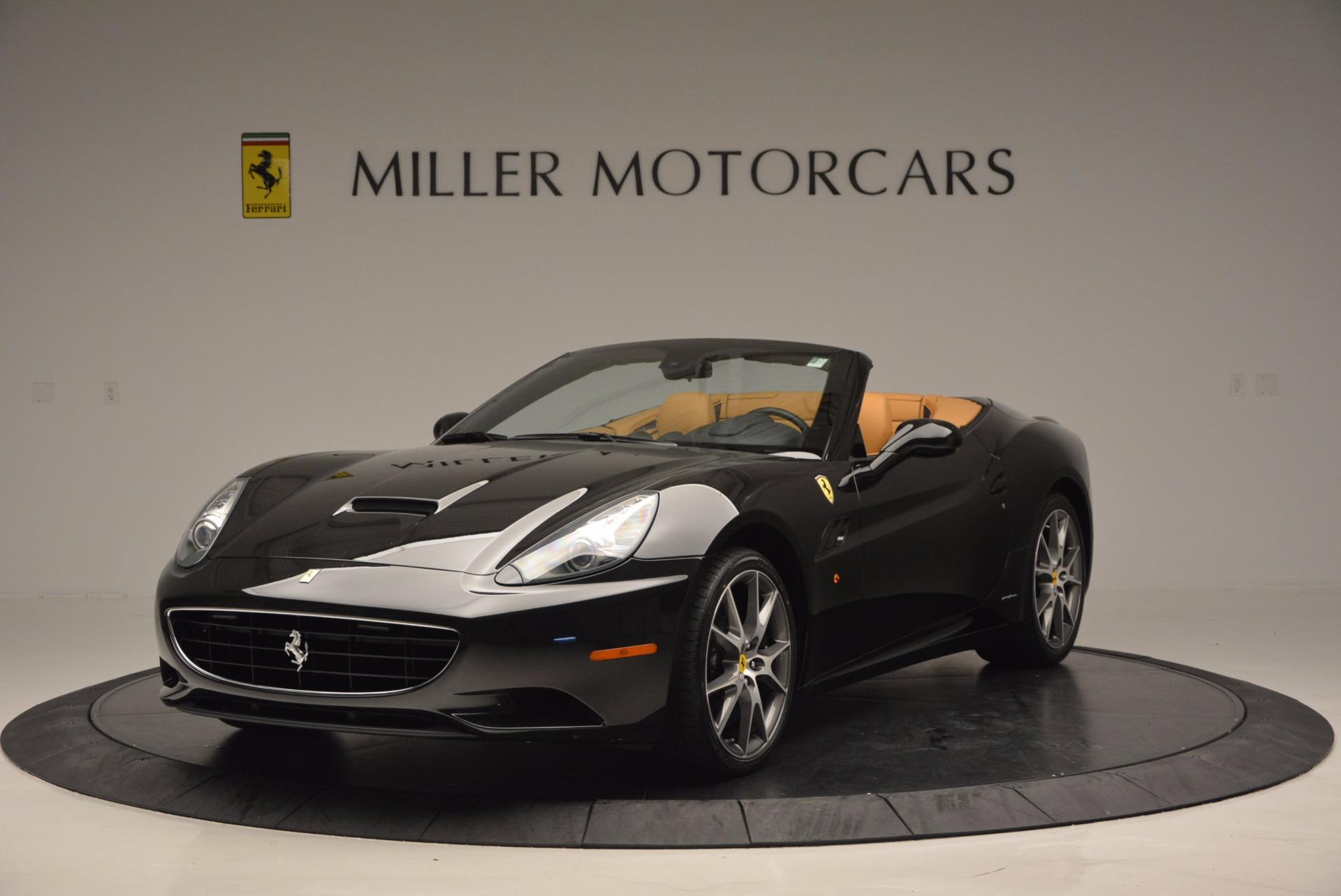 Used 2010 Ferrari California  For Sale In Greenwich, CT 705_main