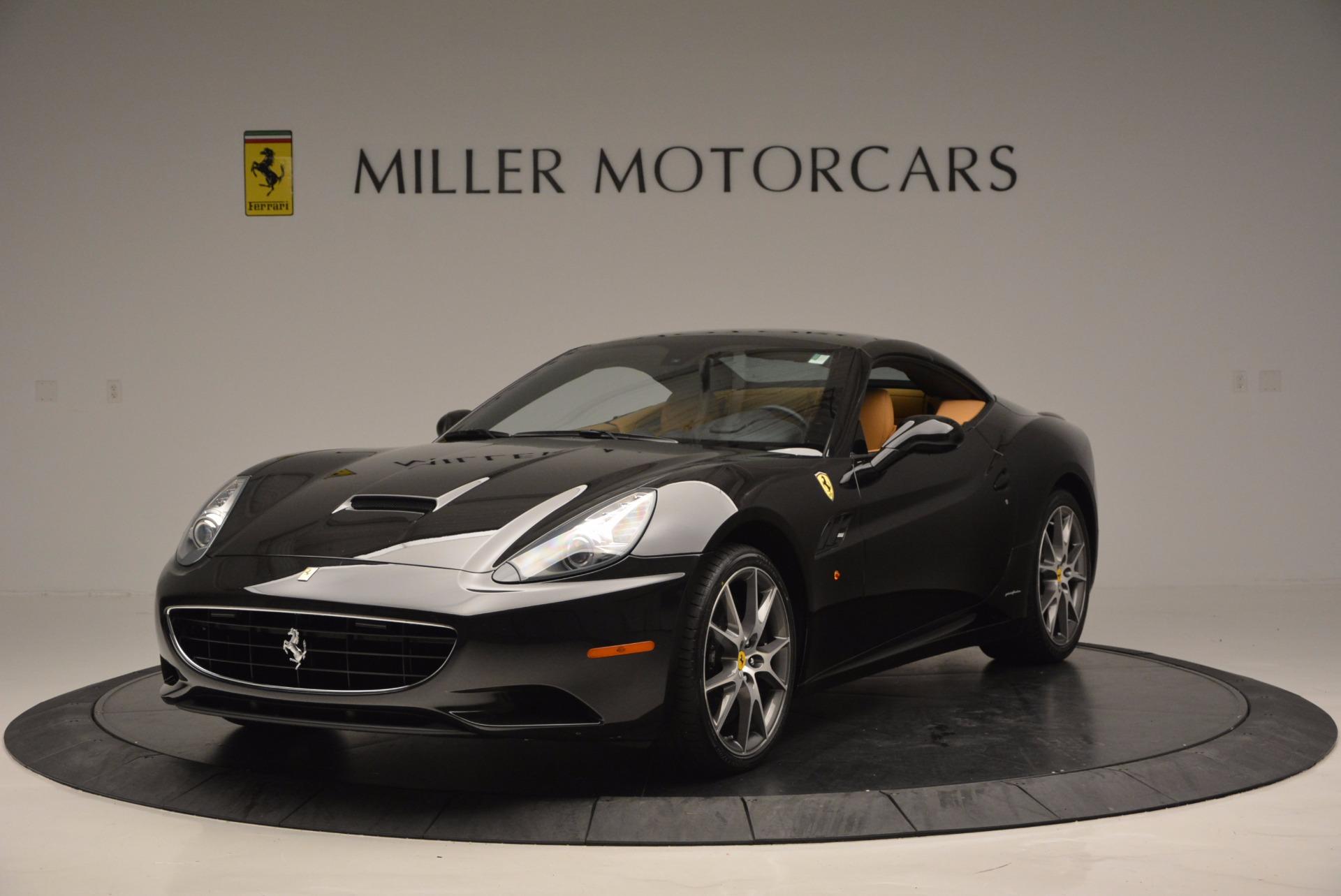 Used 2010 Ferrari California  For Sale In Greenwich, CT 705_p13