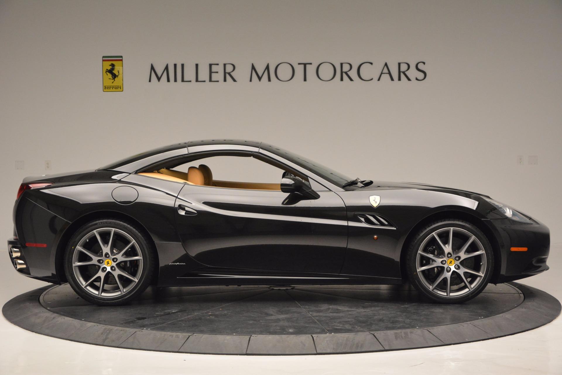 Used 2010 Ferrari California  For Sale In Greenwich, CT 705_p21