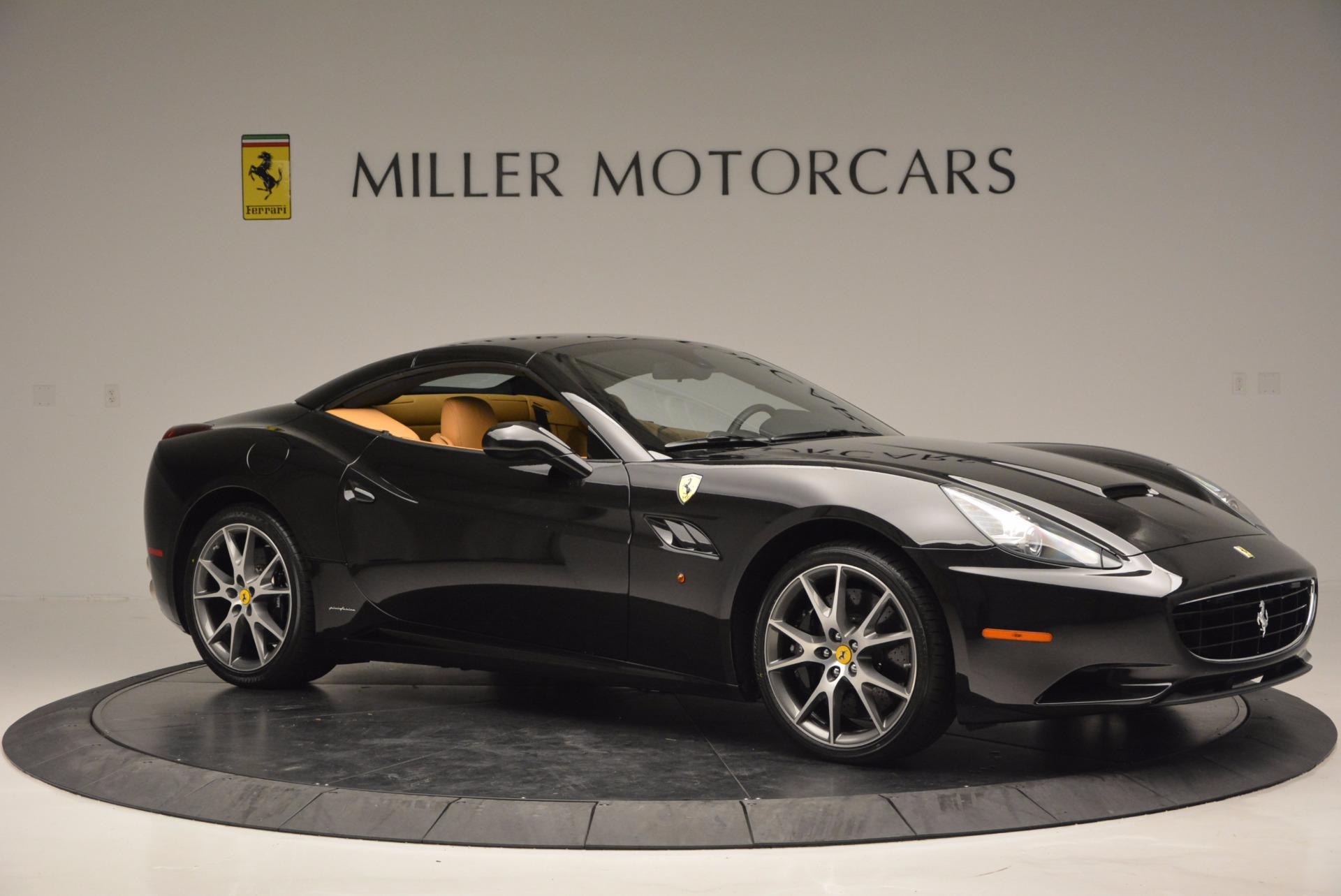 Used 2010 Ferrari California  For Sale In Greenwich, CT 705_p22