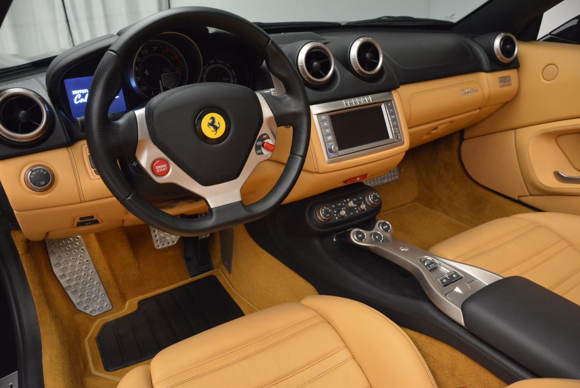Used 2010 Ferrari California  For Sale In Greenwich, CT 705_p25