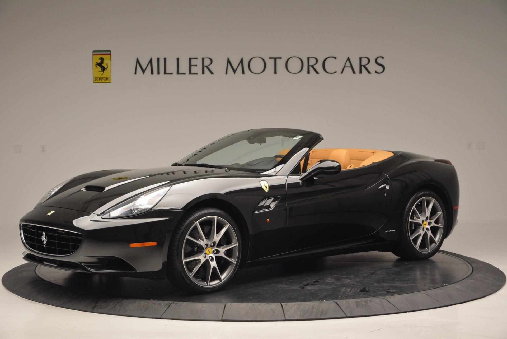 Used 2010 Ferrari California  For Sale In Greenwich, CT 705_p2