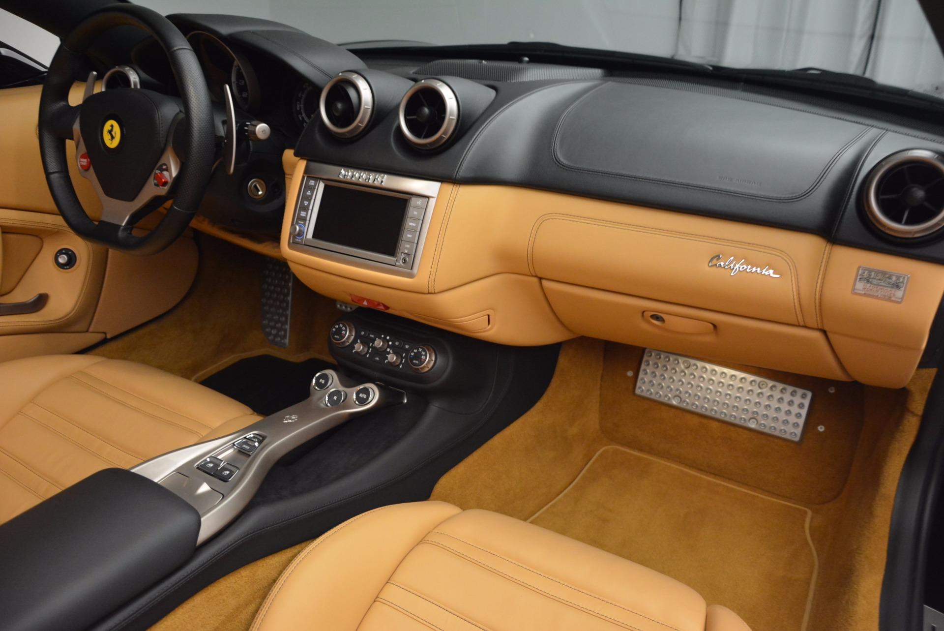 Used 2010 Ferrari California  For Sale In Greenwich, CT 705_p30