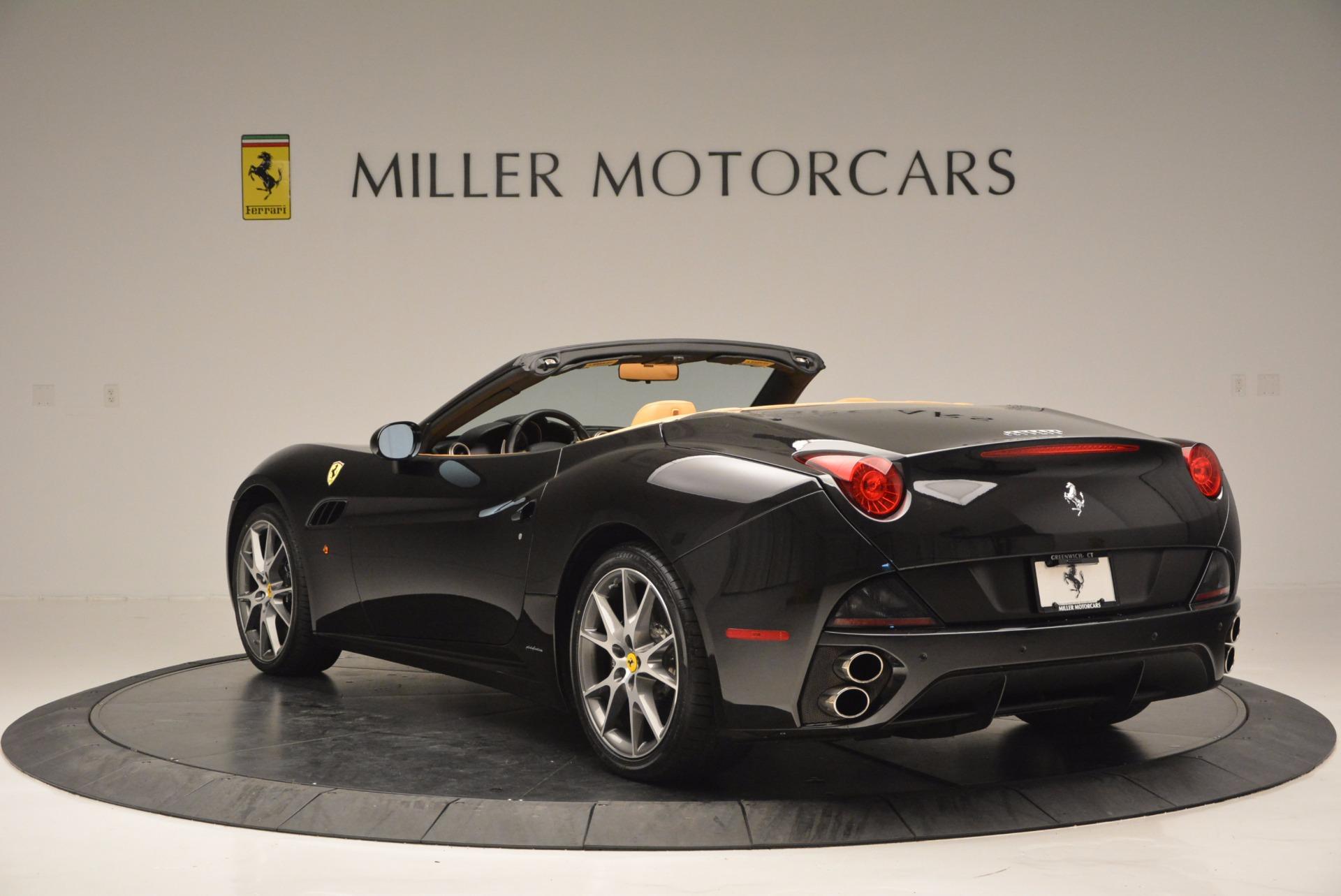 Used 2010 Ferrari California  For Sale In Greenwich, CT 705_p5