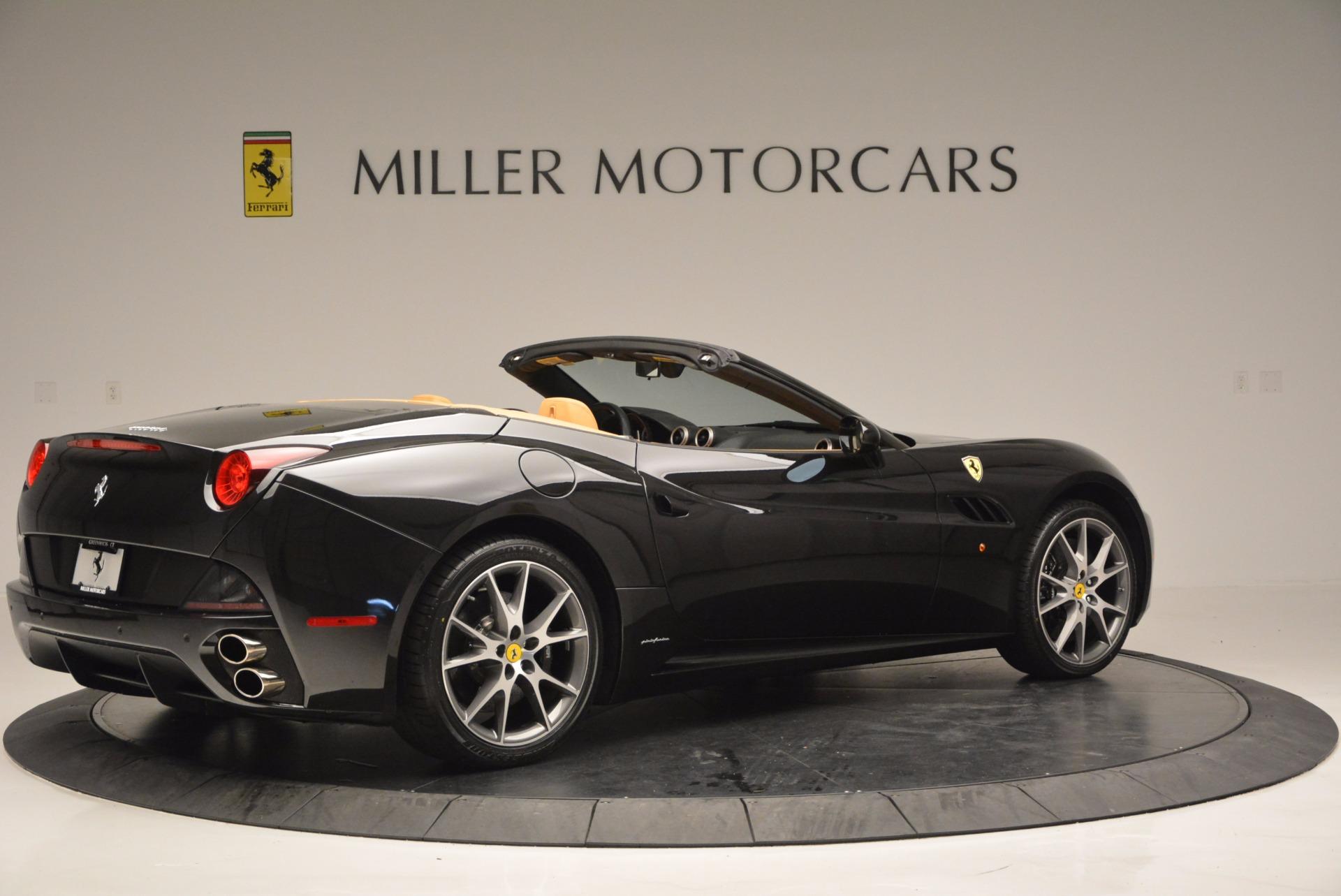 Used 2010 Ferrari California  For Sale In Greenwich, CT 705_p8