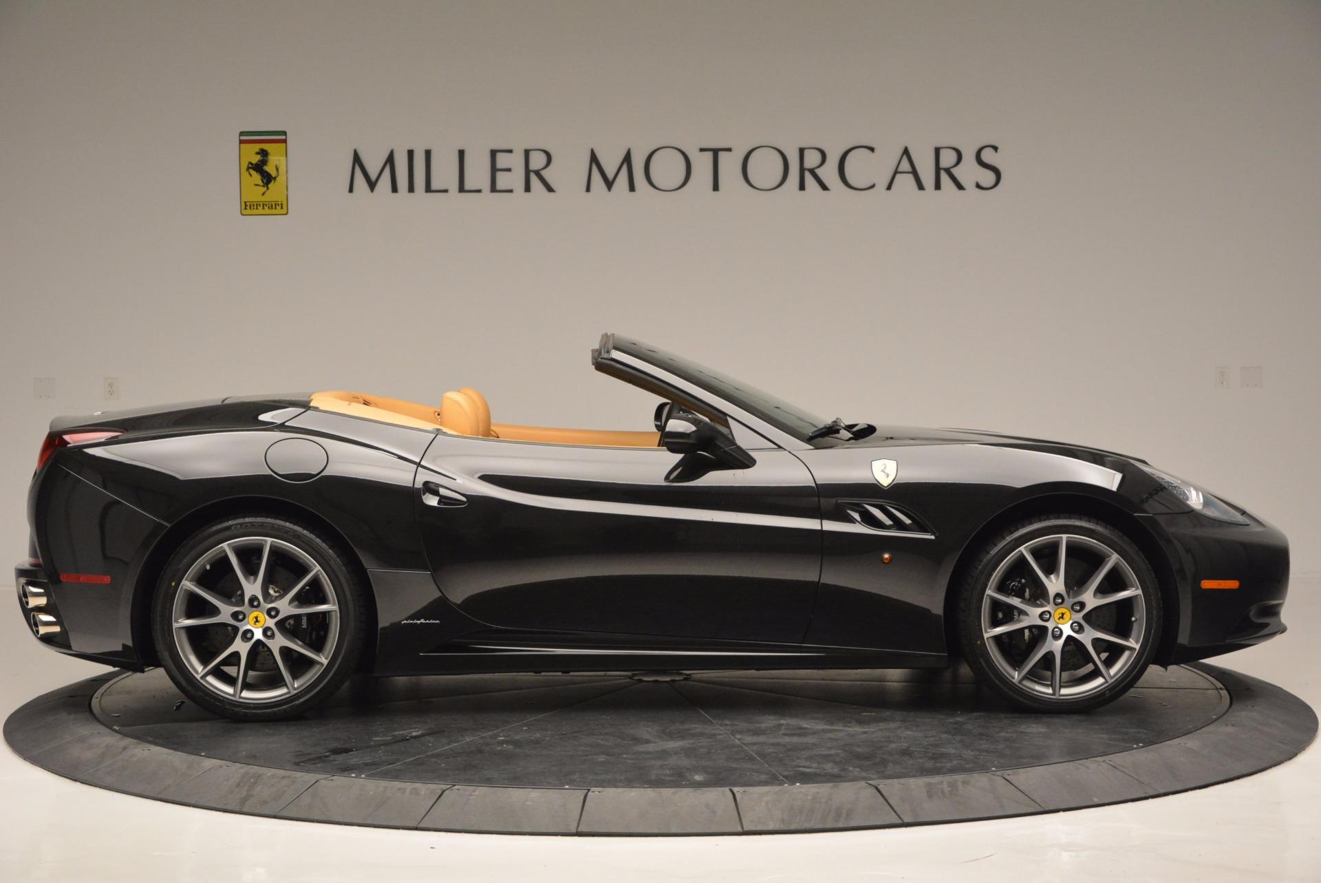 Used 2010 Ferrari California  For Sale In Greenwich, CT 705_p9