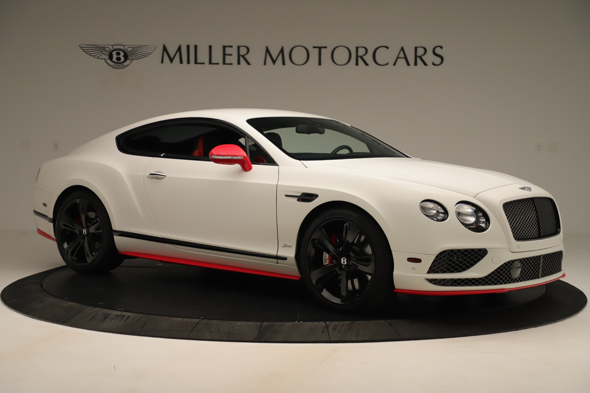 Used 2017 Bentley Continental GT Speed For Sale In Greenwich, CT 706_p10