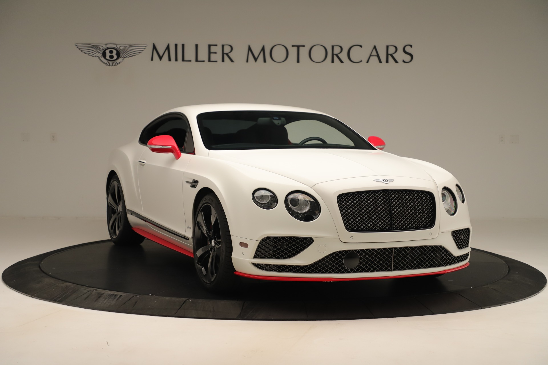 Used 2017 Bentley Continental GT Speed For Sale In Greenwich, CT 706_p11