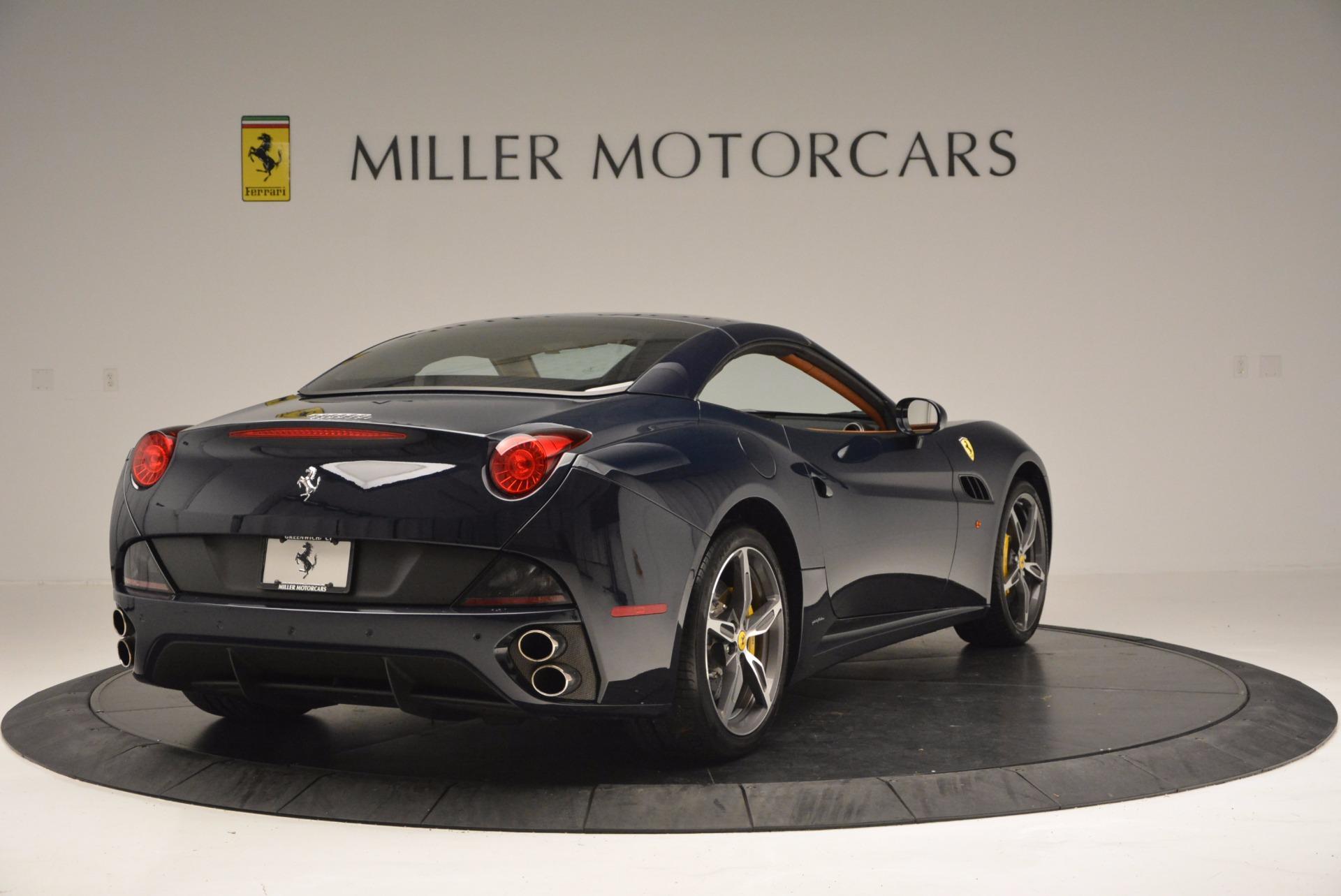 Used 2013 Ferrari California 30 For Sale In Greenwich, CT 708_p19