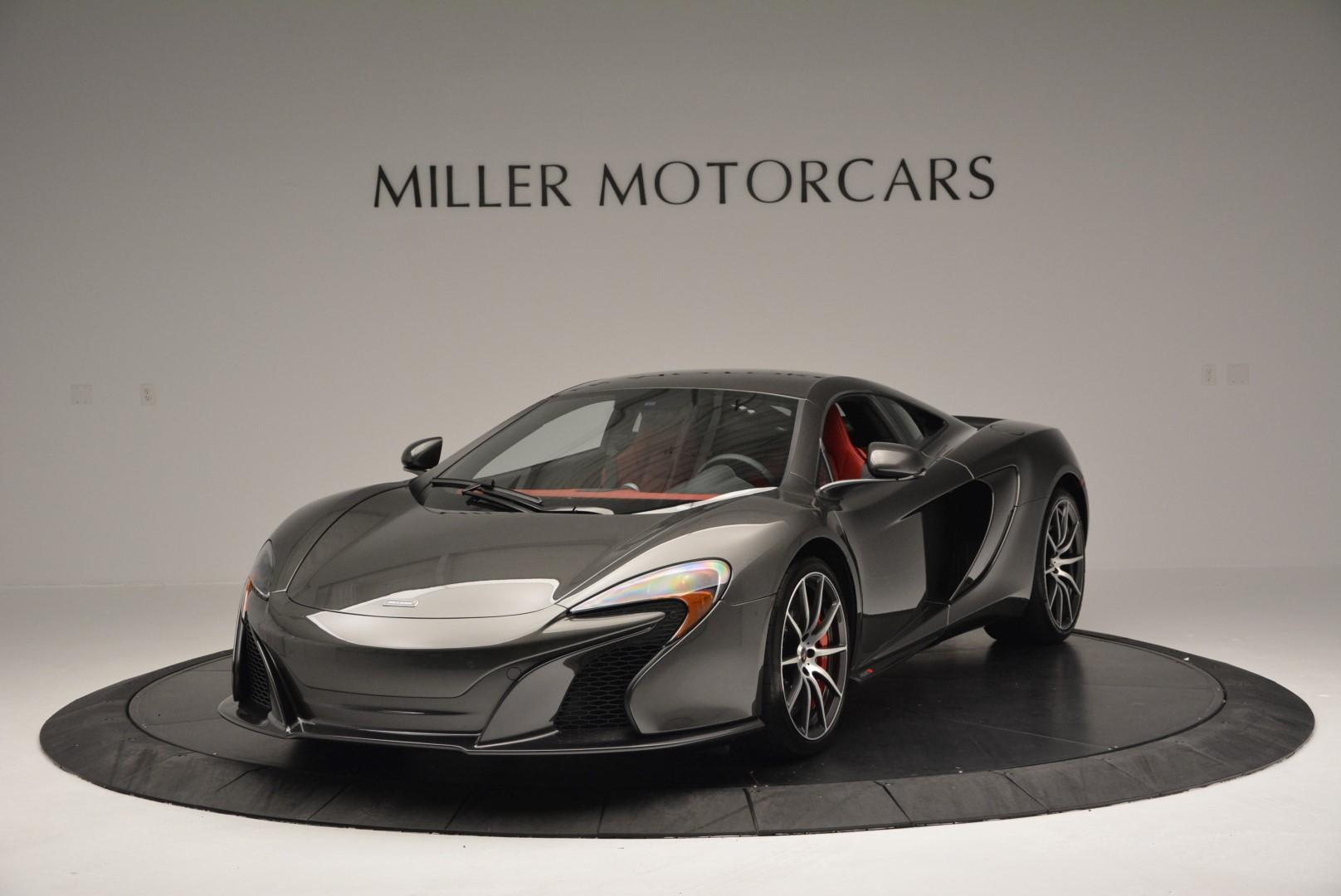 Used 2015 McLaren 650S  For Sale In Greenwich, CT 71_main
