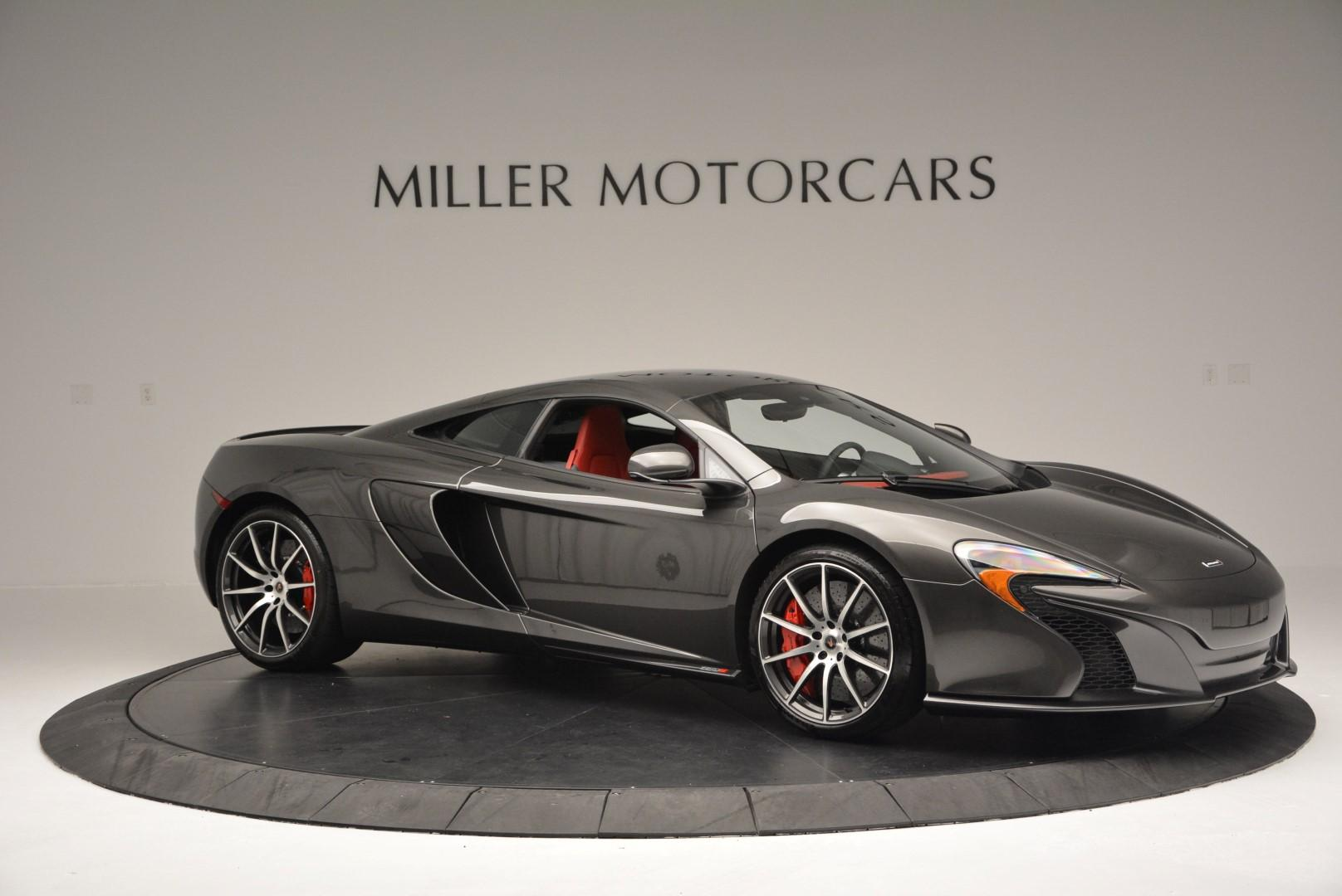 Used 2015 McLaren 650S  For Sale In Greenwich, CT 71_p10