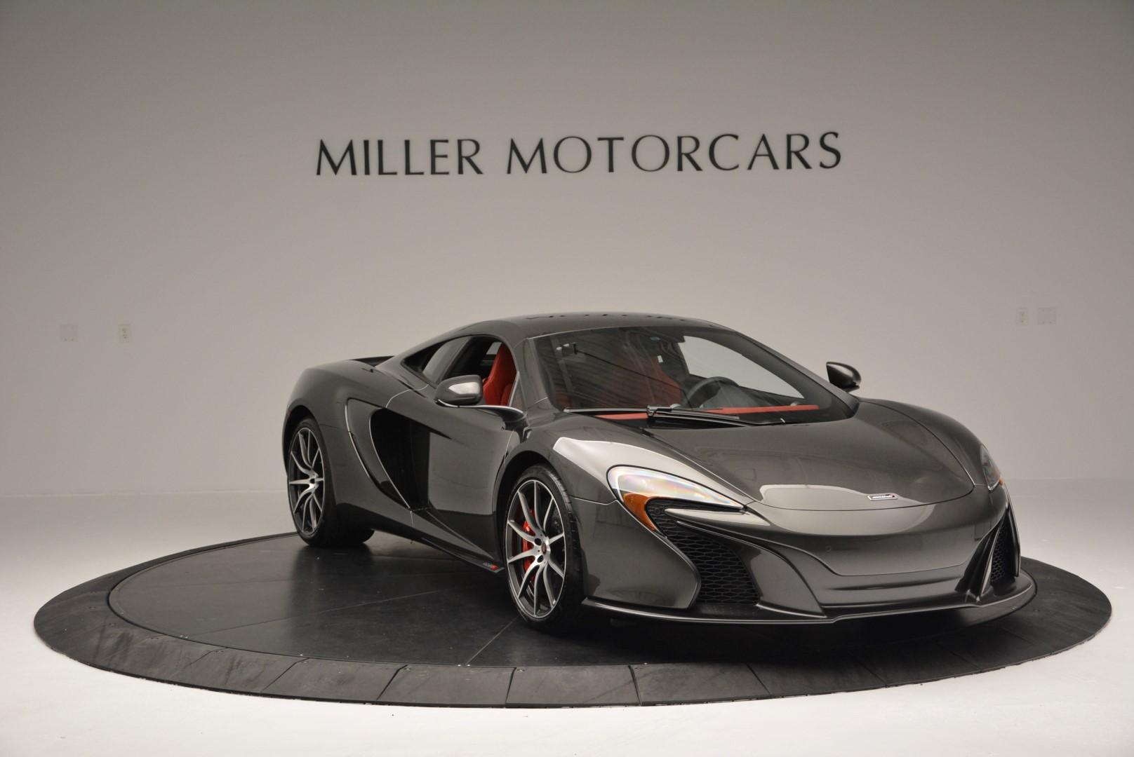 Used 2015 McLaren 650S  For Sale In Greenwich, CT 71_p11