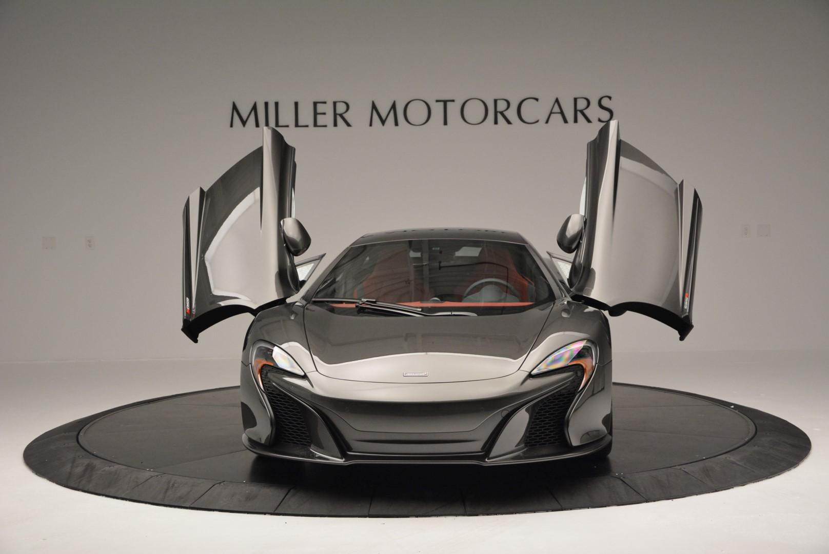 Used 2015 McLaren 650S  For Sale In Greenwich, CT 71_p13