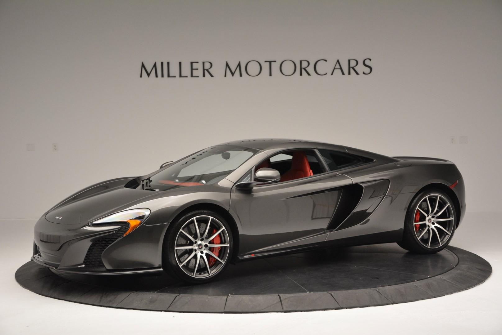 Used 2015 McLaren 650S  For Sale In Greenwich, CT 71_p2