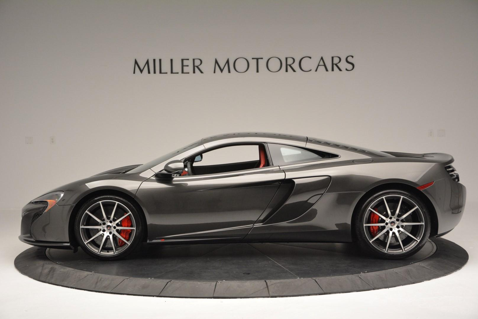 Used 2015 McLaren 650S  For Sale In Greenwich, CT 71_p3