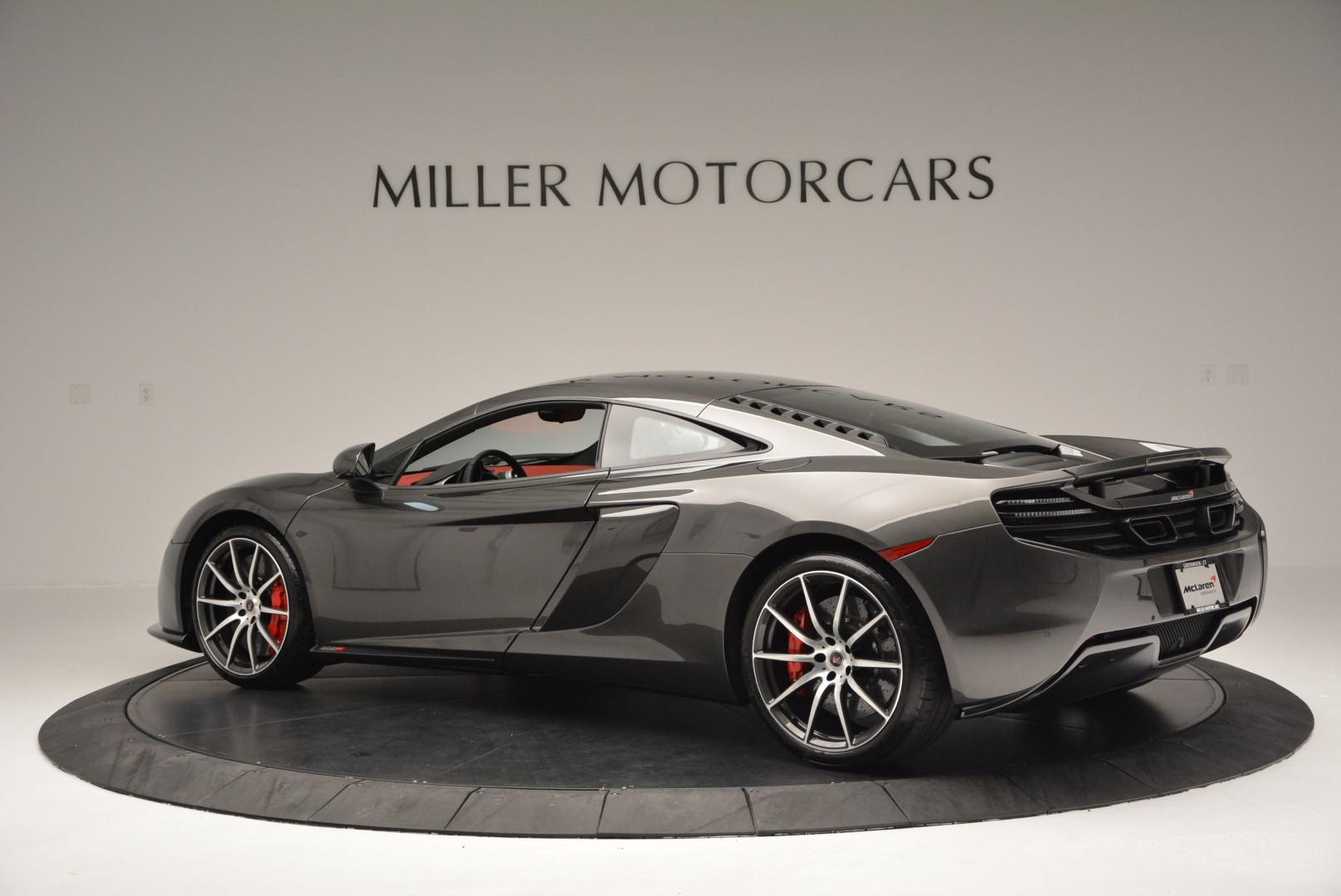 Used 2015 McLaren 650S  For Sale In Greenwich, CT 71_p4