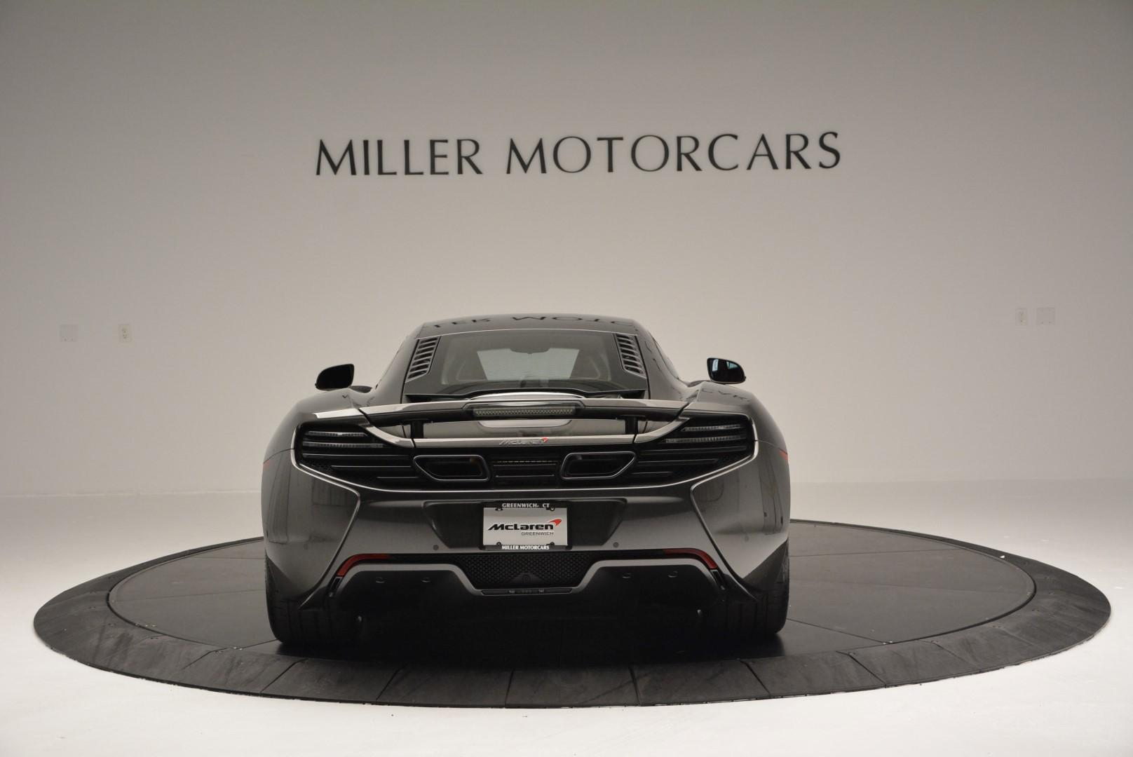 Used 2015 McLaren 650S  For Sale In Greenwich, CT 71_p6