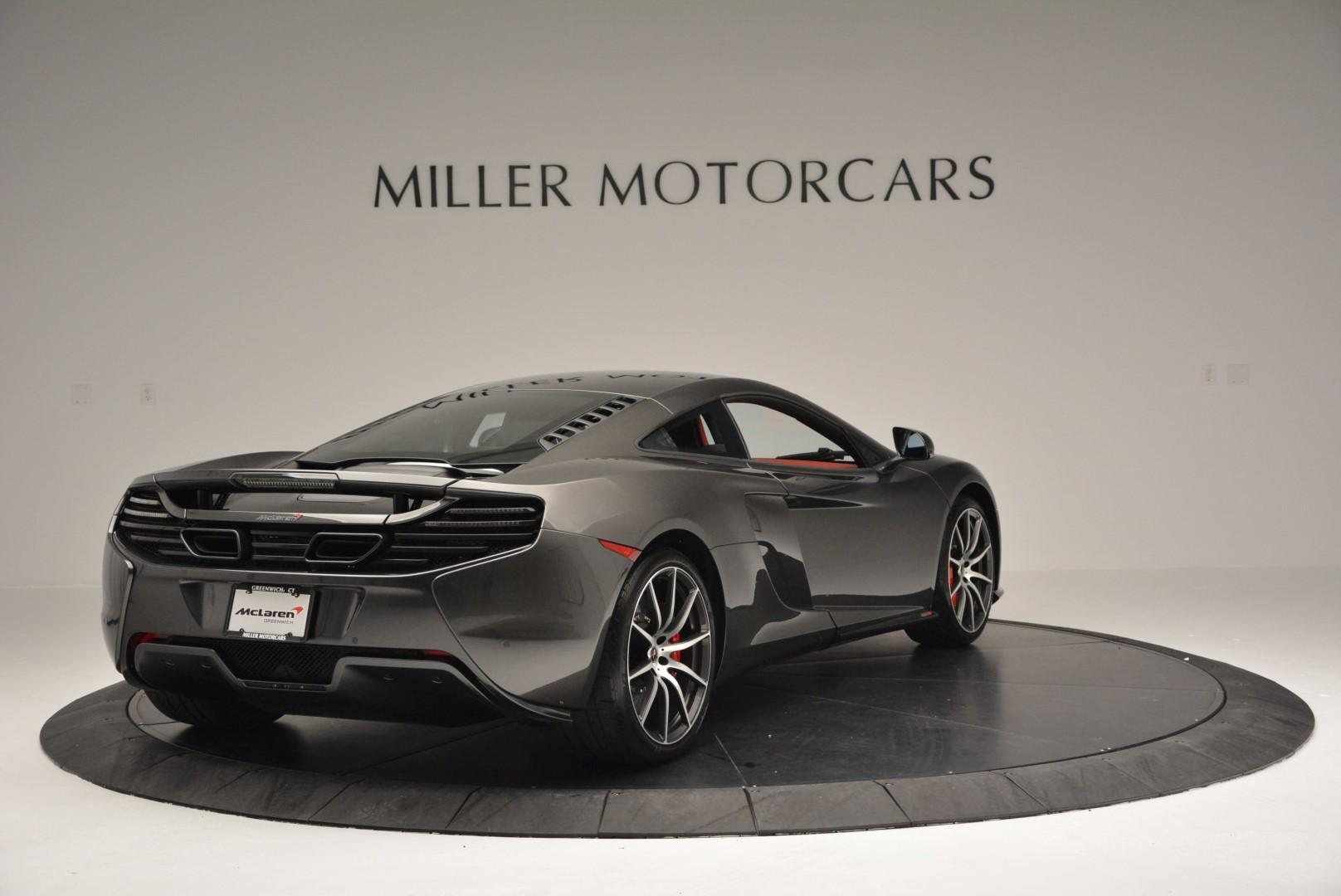 Used 2015 McLaren 650S  For Sale In Greenwich, CT 71_p7
