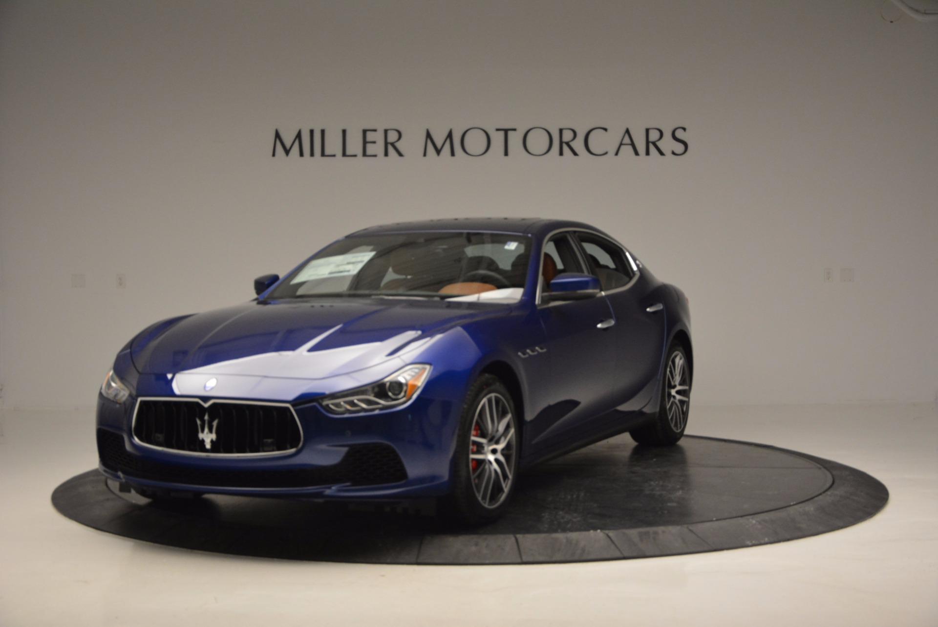 New 2017 Maserati Ghibli S Q4 For Sale In Greenwich, CT 712_main