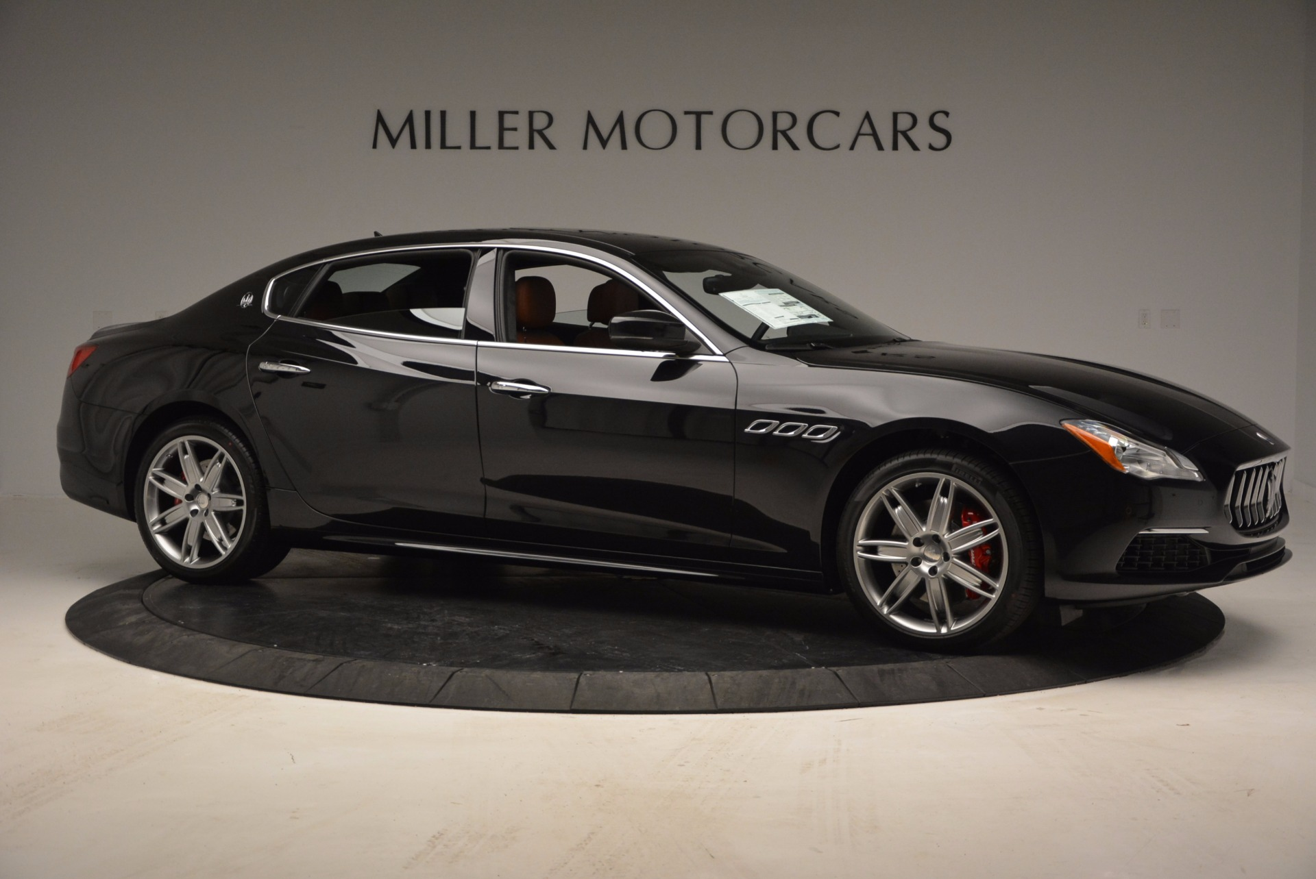New 2017 Maserati Quattroporte S Q4 GranLusso For Sale In Greenwich, CT 716_p10