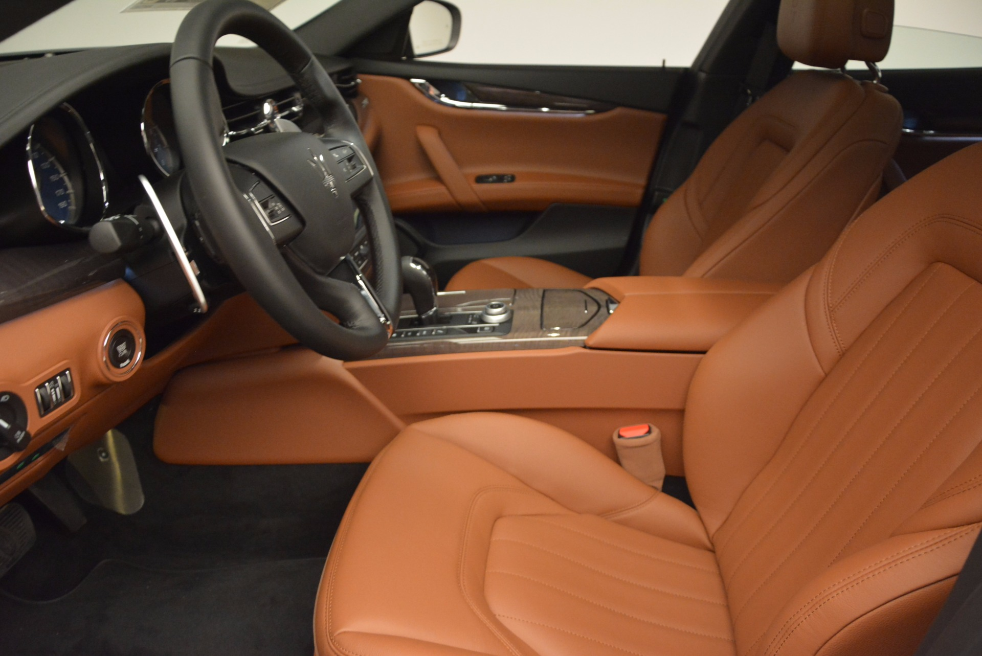 New 2017 Maserati Quattroporte S Q4 GranLusso For Sale In Greenwich, CT 716_p14