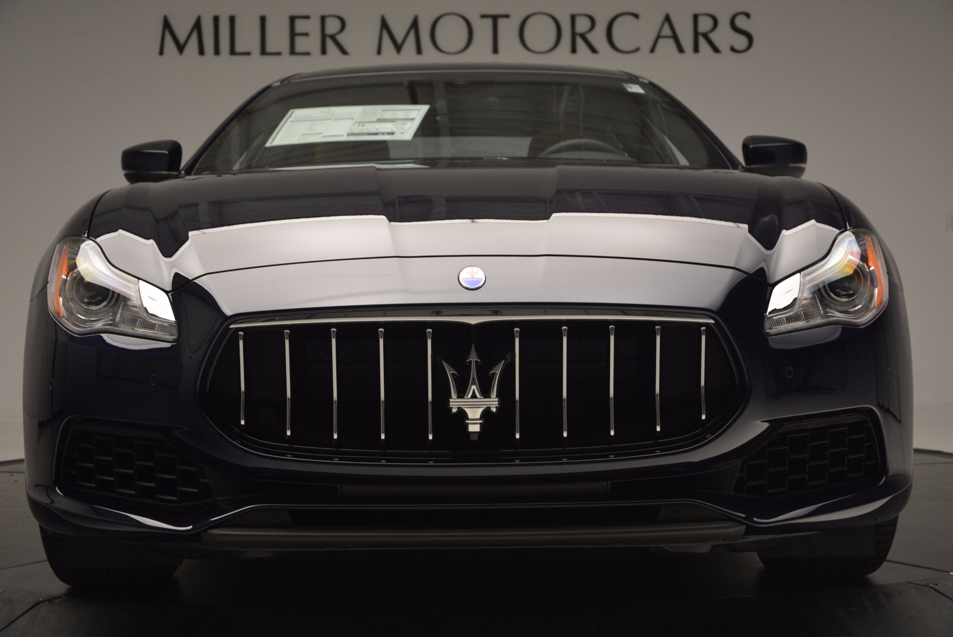 New 2017 Maserati Quattroporte S Q4 GranLusso For Sale In Greenwich, CT 716_p27