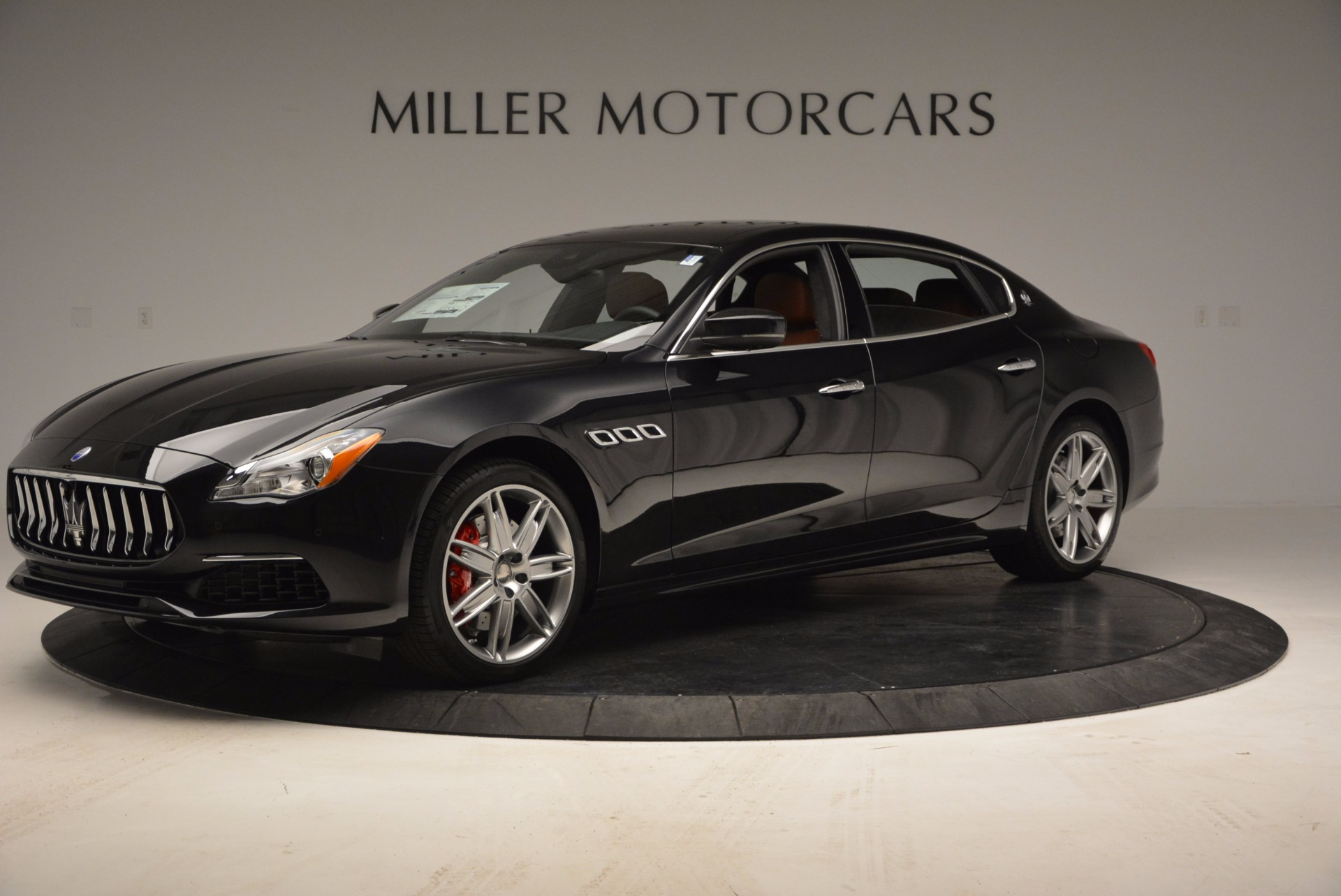 New 2017 Maserati Quattroporte S Q4 GranLusso For Sale In Greenwich, CT 716_p2