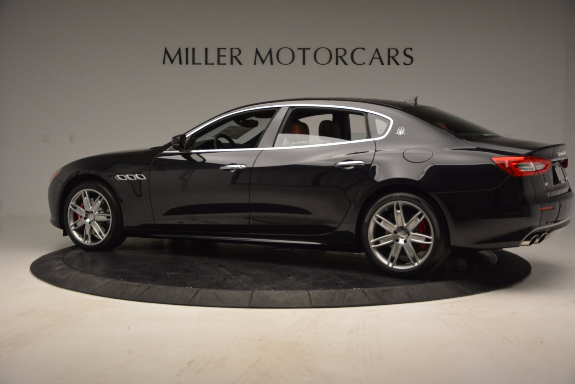 New 2017 Maserati Quattroporte S Q4 GranLusso For Sale In Greenwich, CT 716_p4