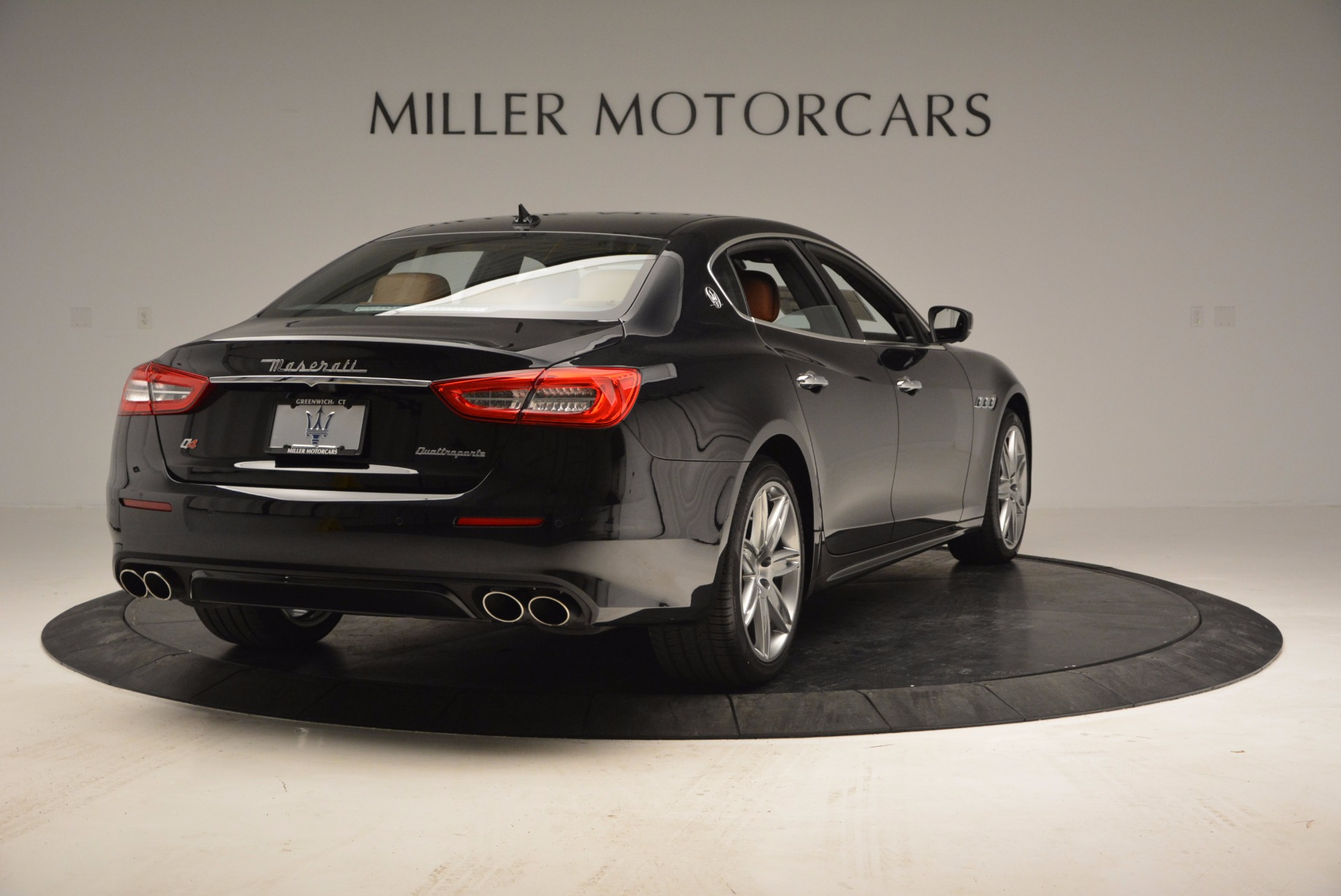New 2017 Maserati Quattroporte S Q4 GranLusso For Sale In Greenwich, CT 716_p7